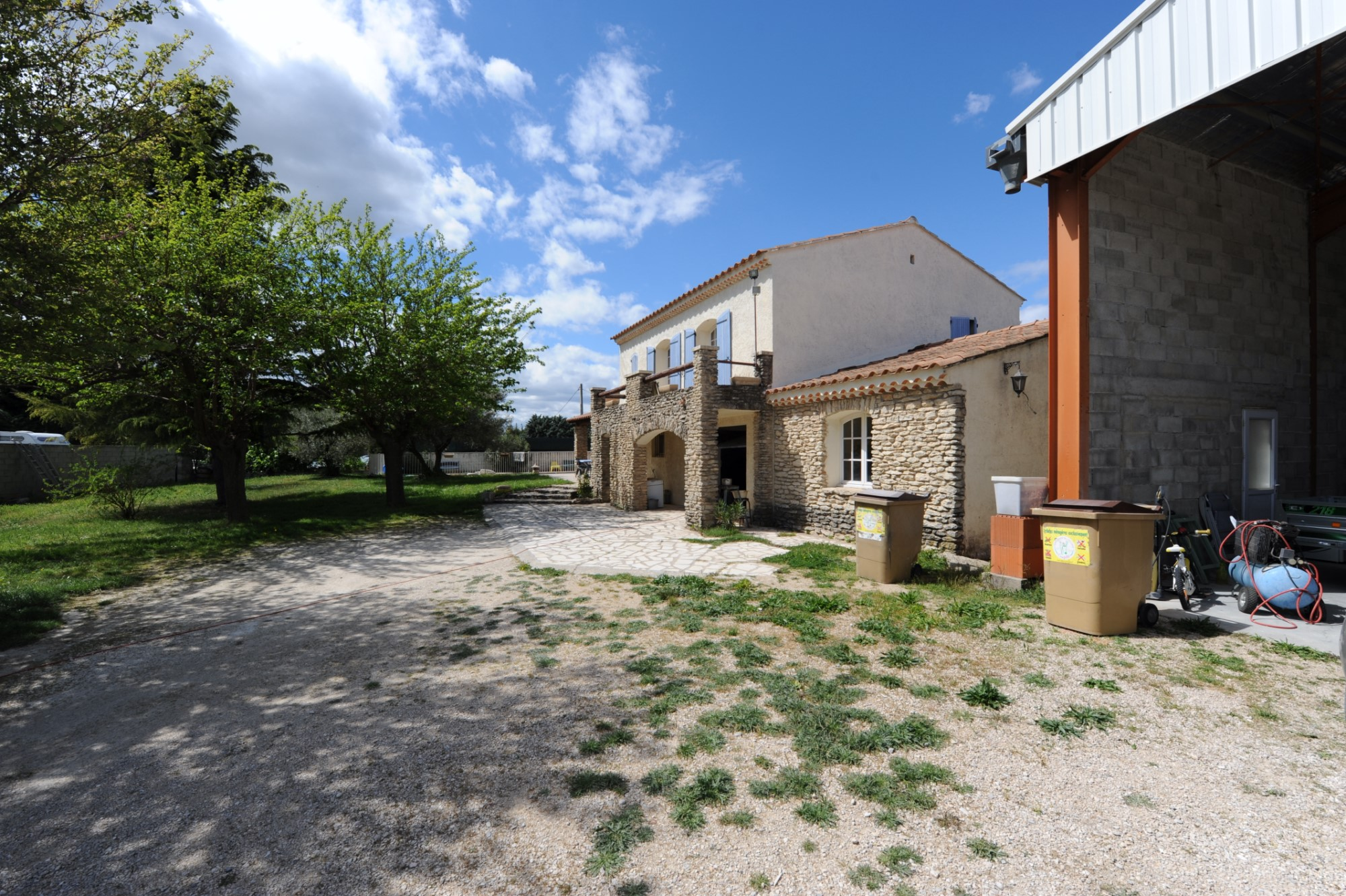 Maison à vendre en Luberon