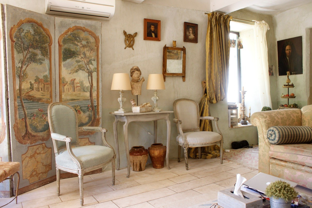 Belle maison de hameau entièrement rénovée à vendre dans le Luberon