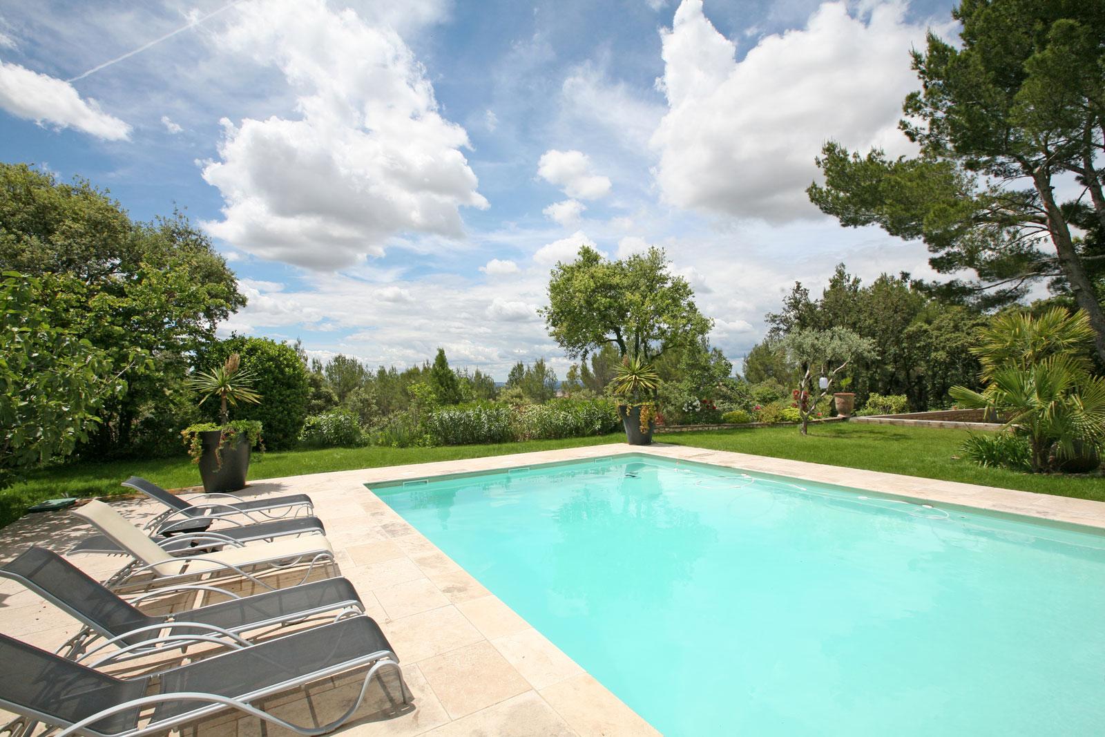 Propriété de prestige avec piscine en vente en Provence