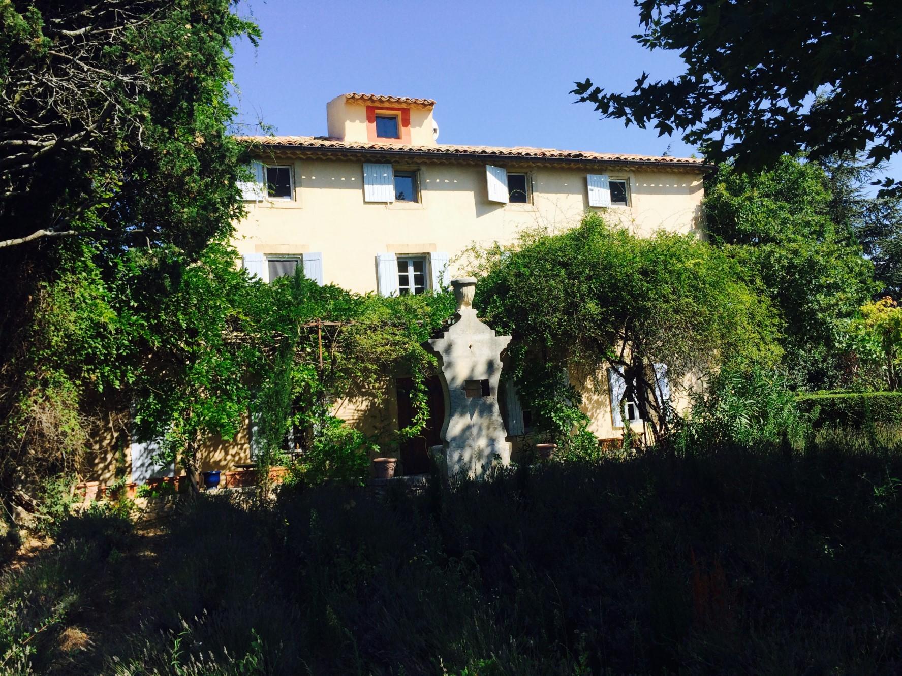Belle propriété dans le Luberon