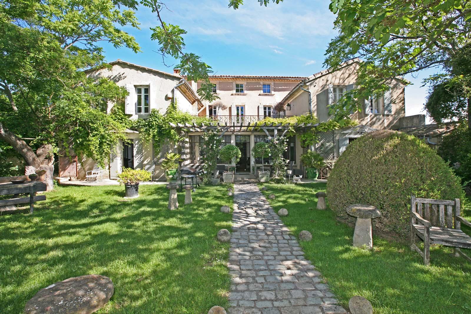 Ventes proche mont ventoux, ancienne propriété viticole à vendre ...