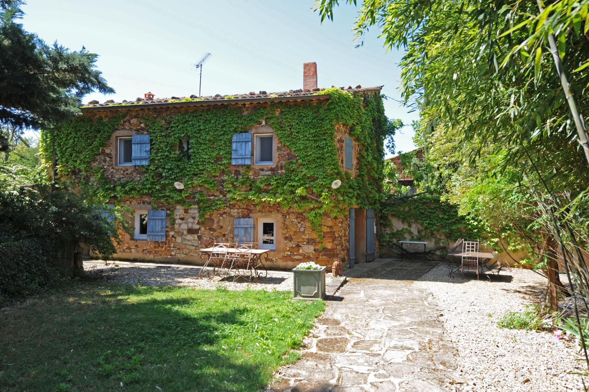 Maison d'amis en Provence