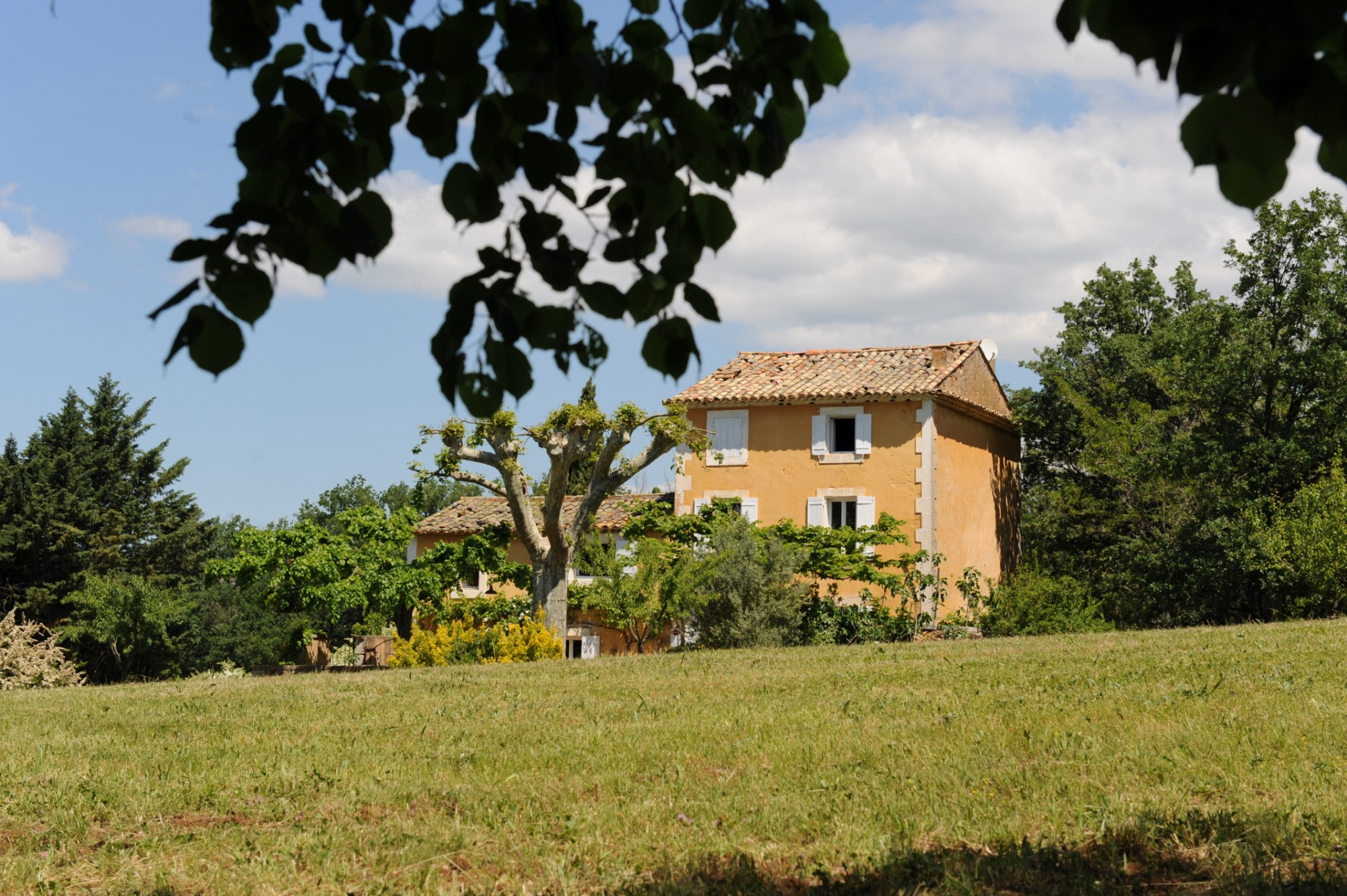 Farmhouse to be renovated in Provence
