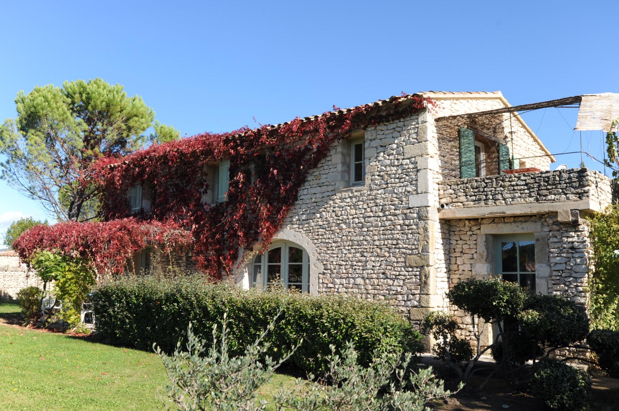 Belle maison à vendre dans le Luberon
