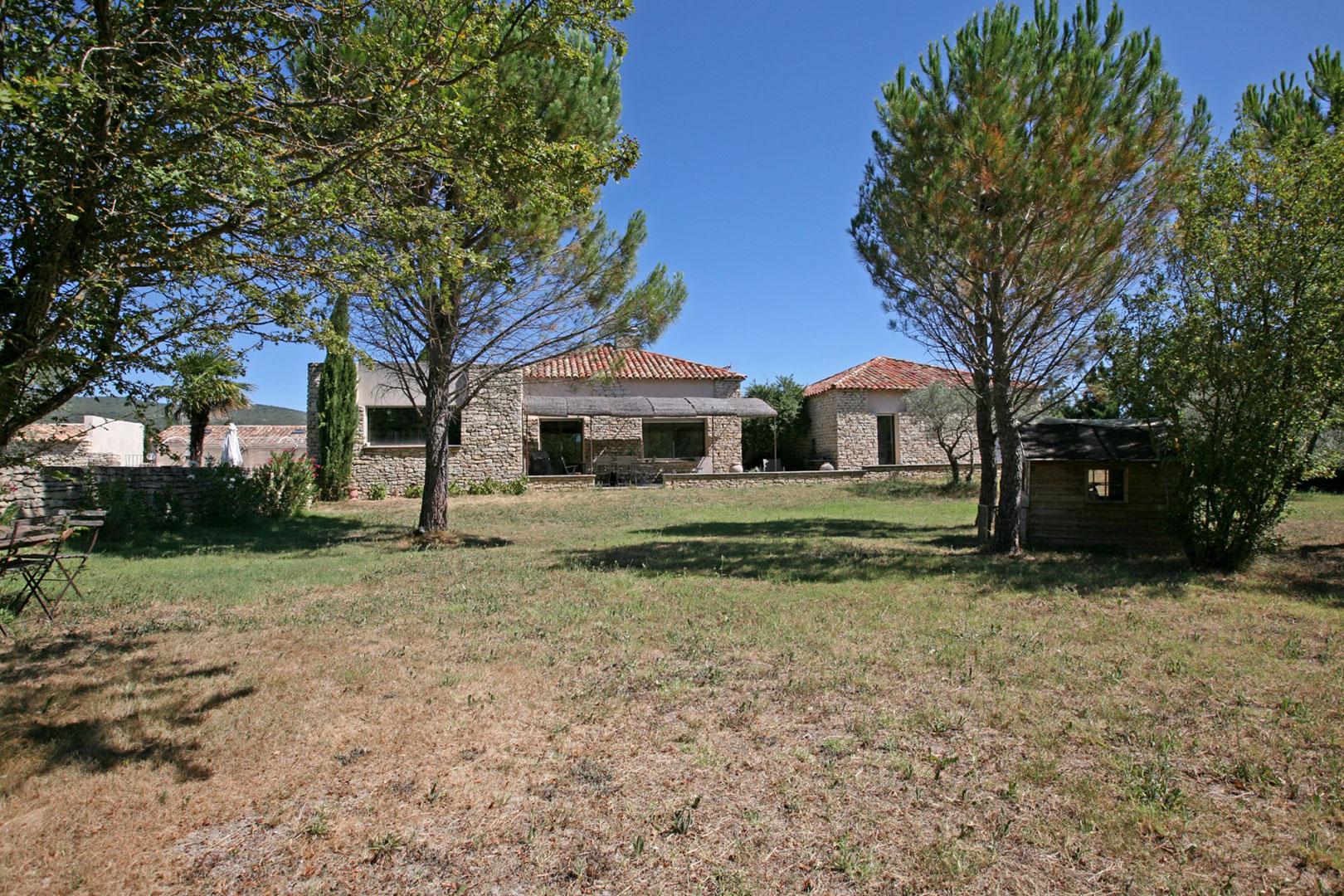 Maison de plain pied à vendre en Provence