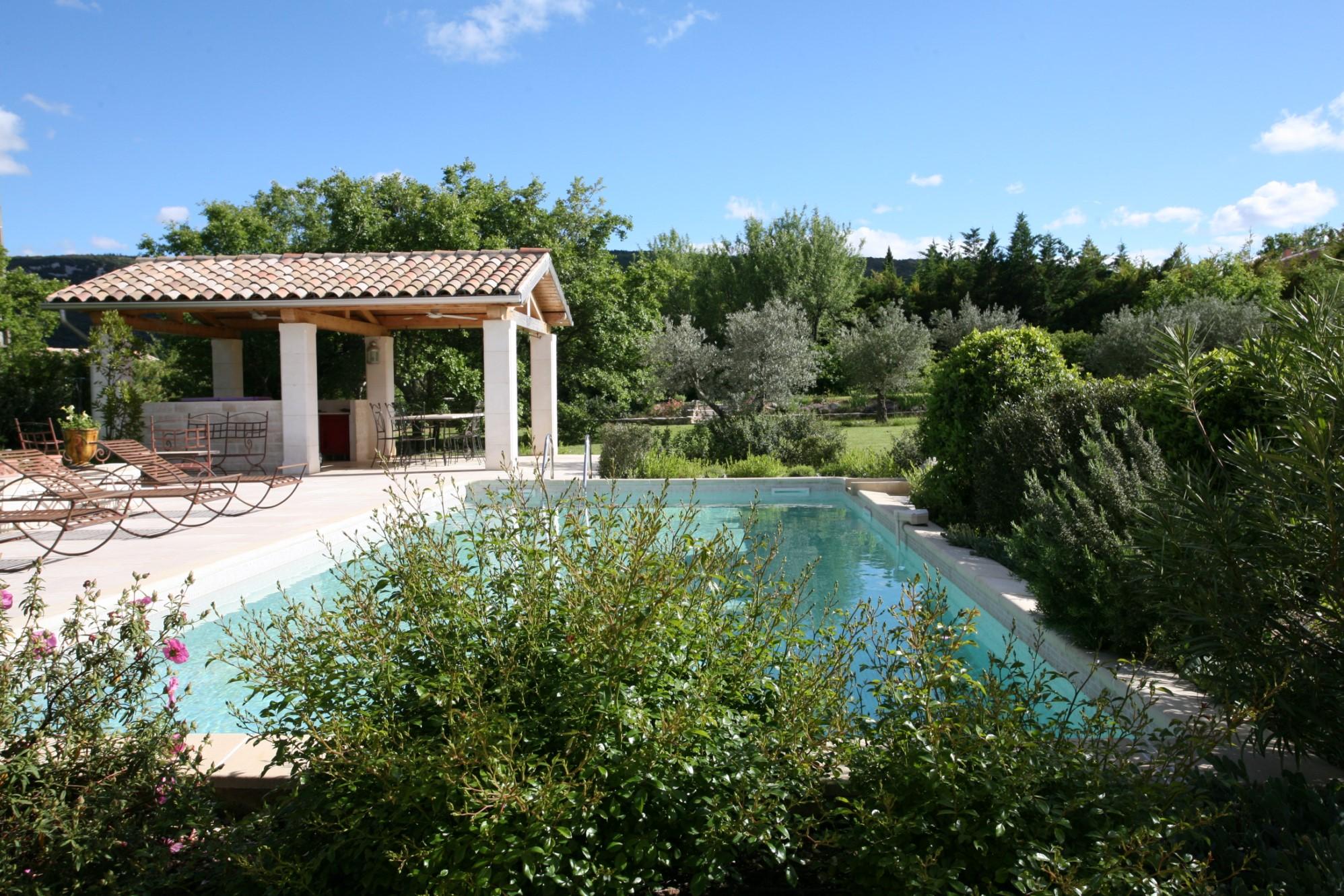 Maison avec piscine à vendre par l'Agence Rosier