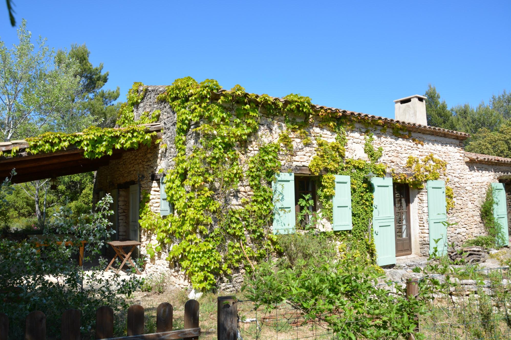 Ensemble immobilier à vendre dans le Luberon