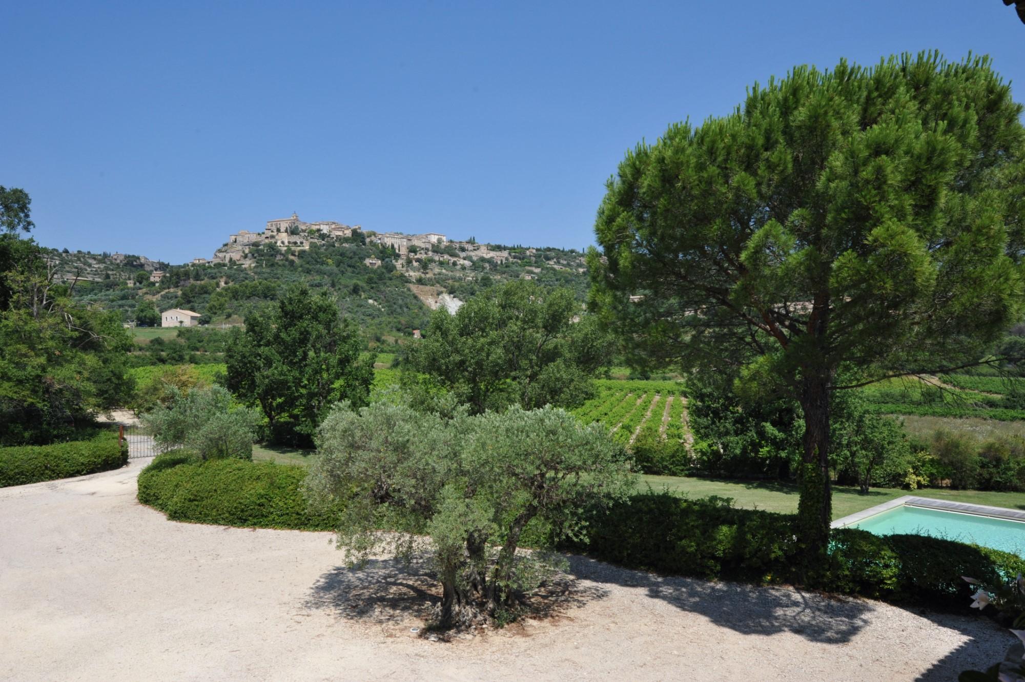 Bastide avec piscine à vendre en Provence