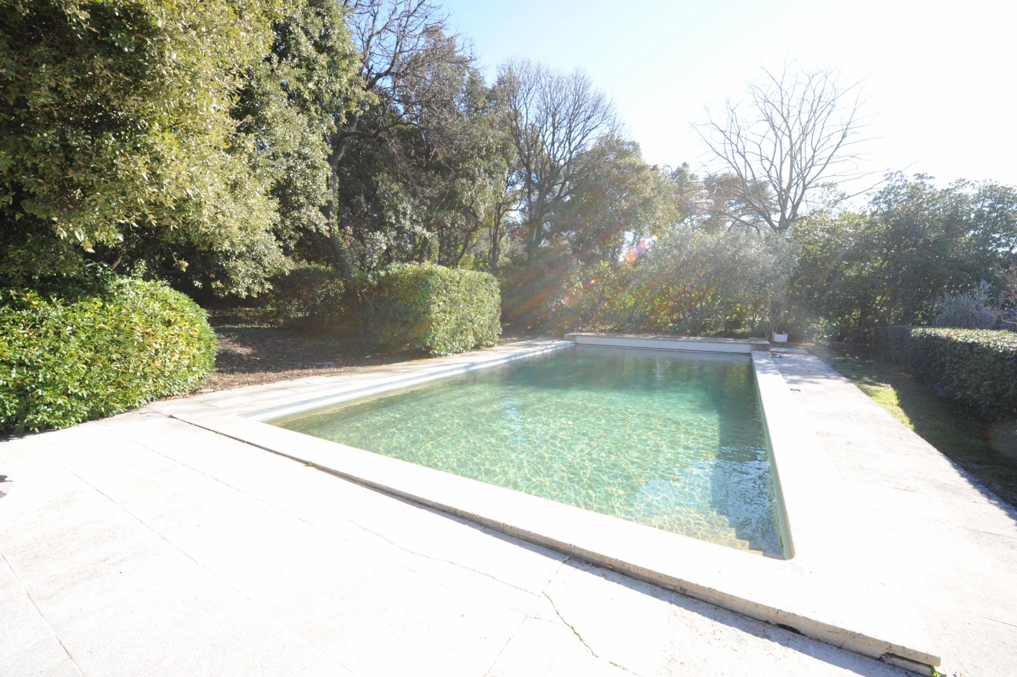 Villa avec piscine à vendre par l'Agence Rosier