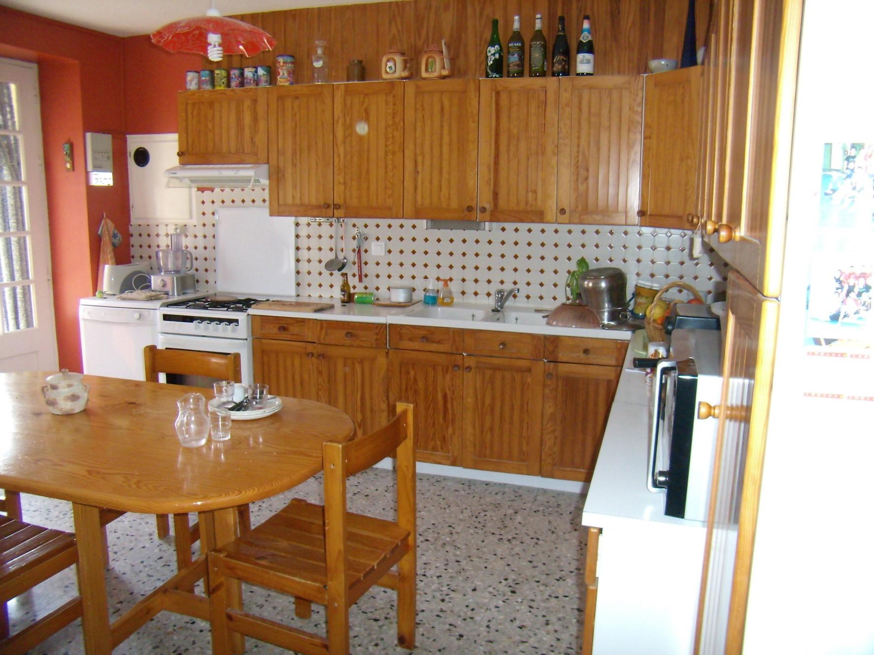 Maison à vendre au cœur d'un hameau en Luberon