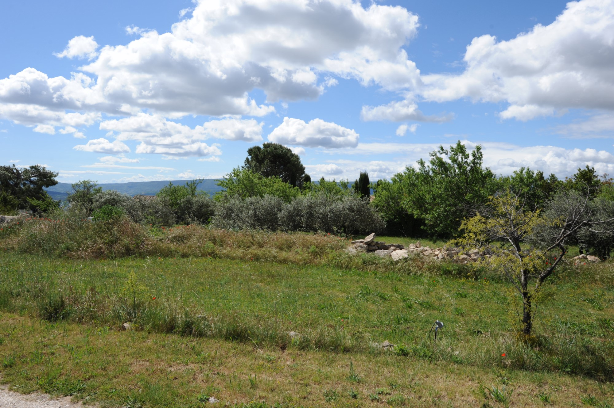 building plot for sale in Provence