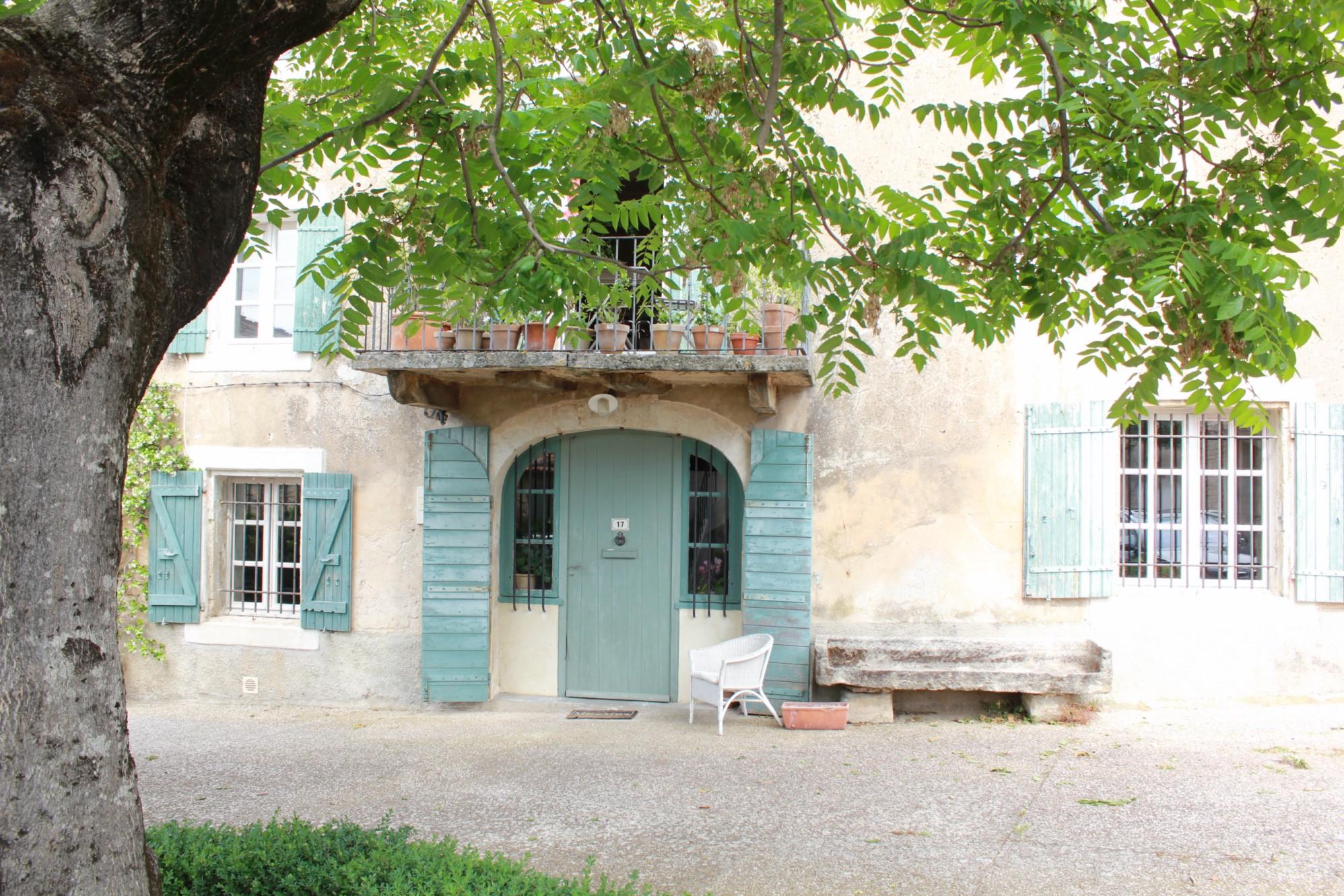 Maison de maître à la vente dans le Luberon