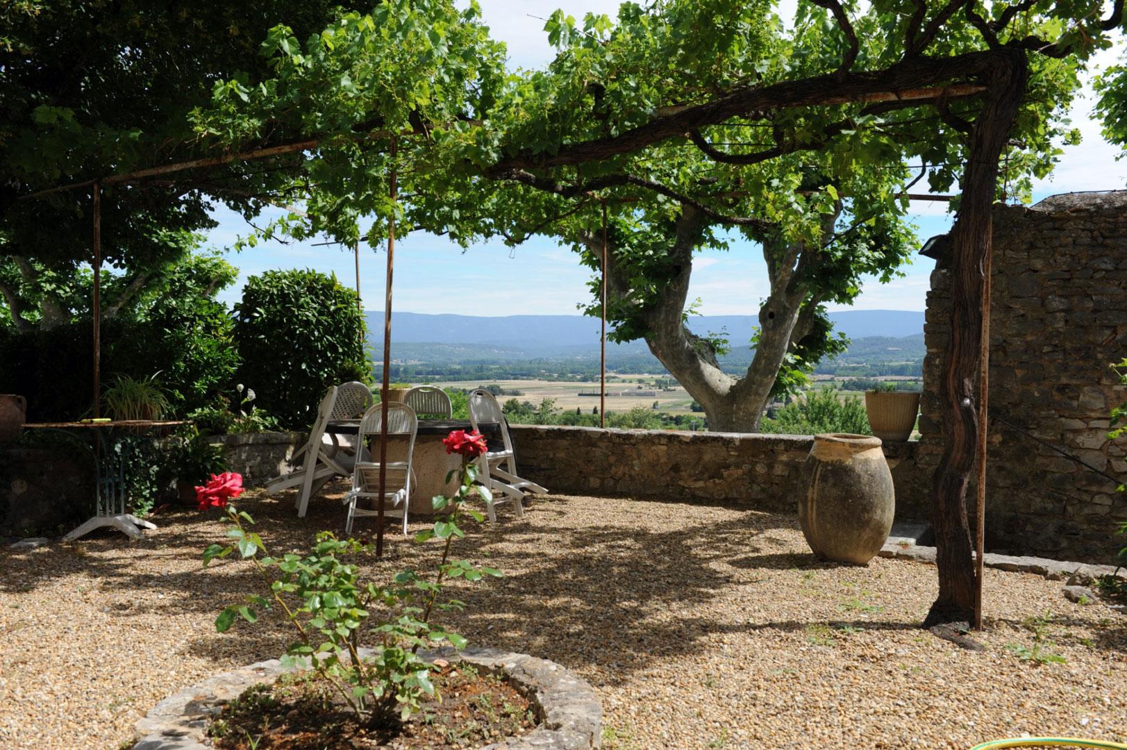 Propriété avec vue à vendre en Provence