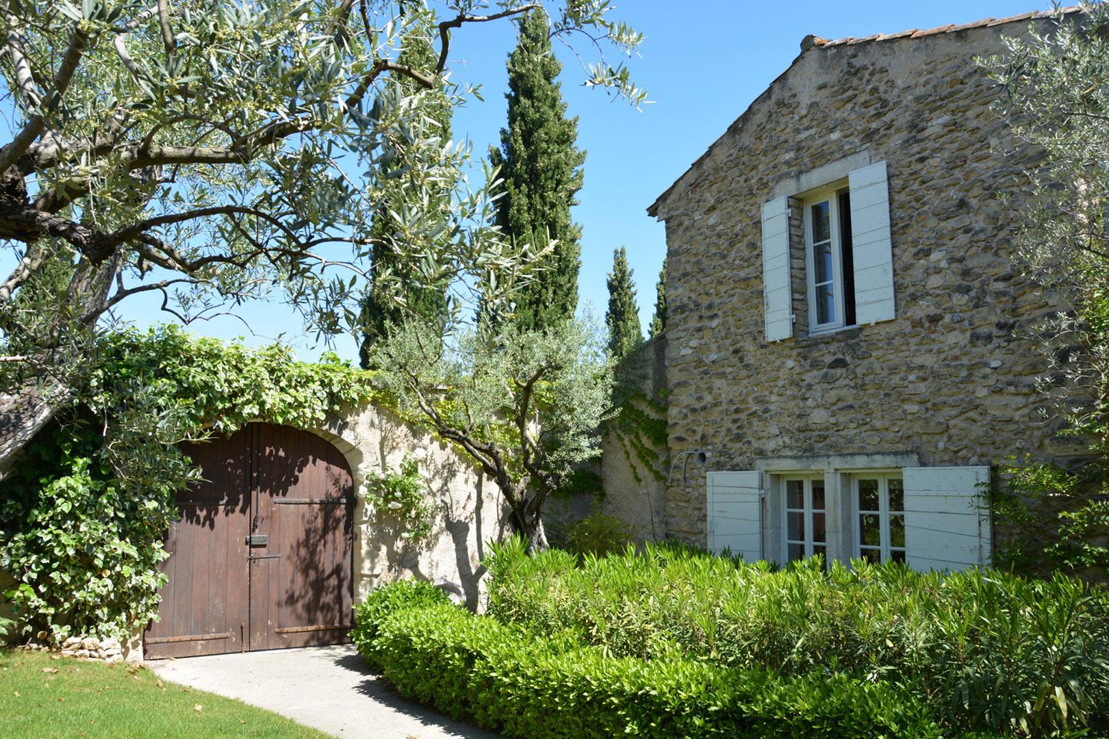 Mas restauré à vendre en Provence