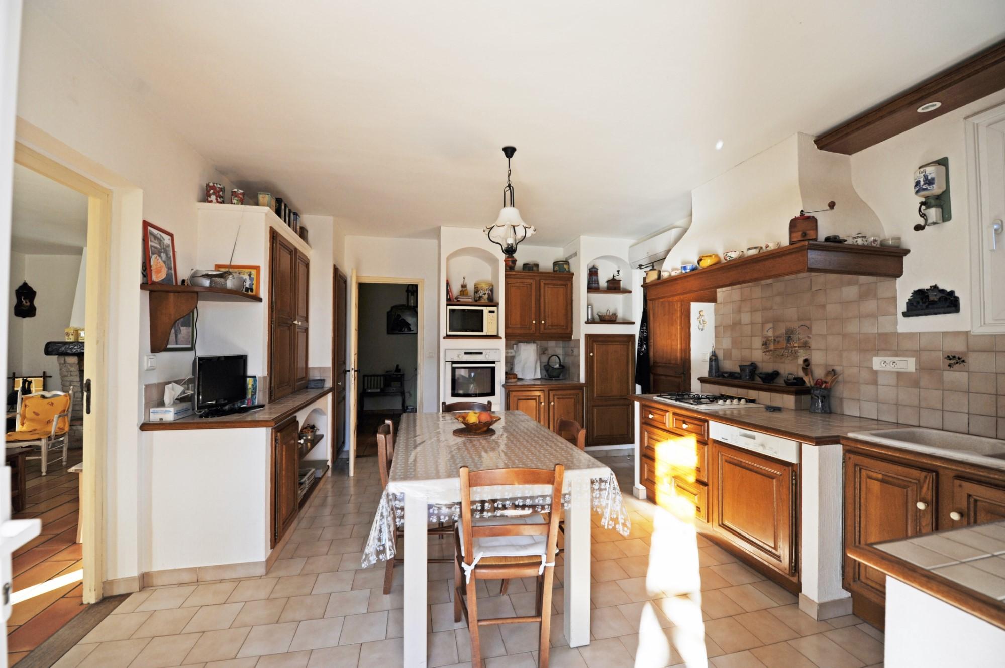 Villa à vendre dans le Luberon