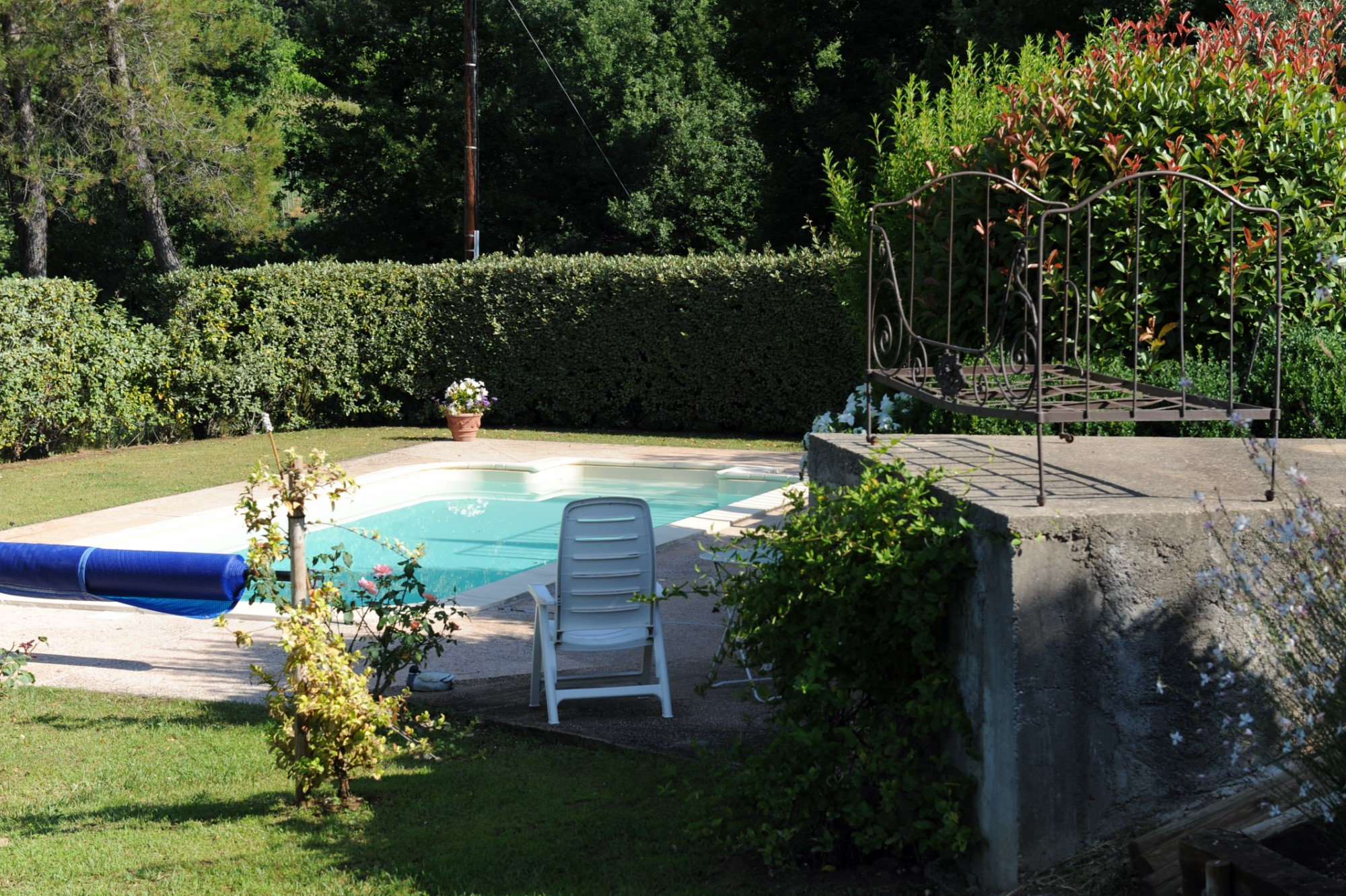 Villa avec piscine à vendre dans le Luberon