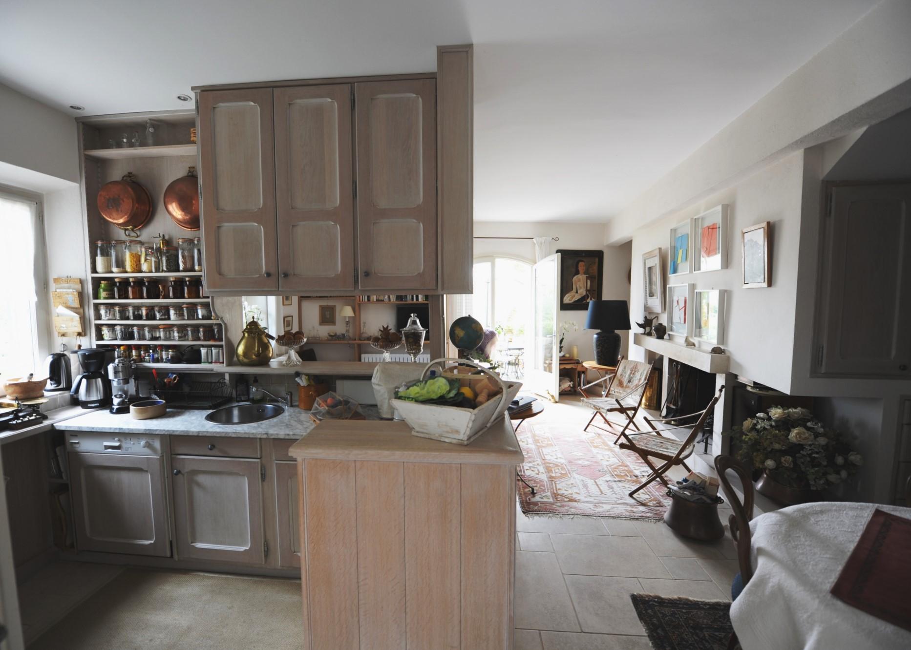 Maison de village de charme avec vue sublimes à vendre à Gordes