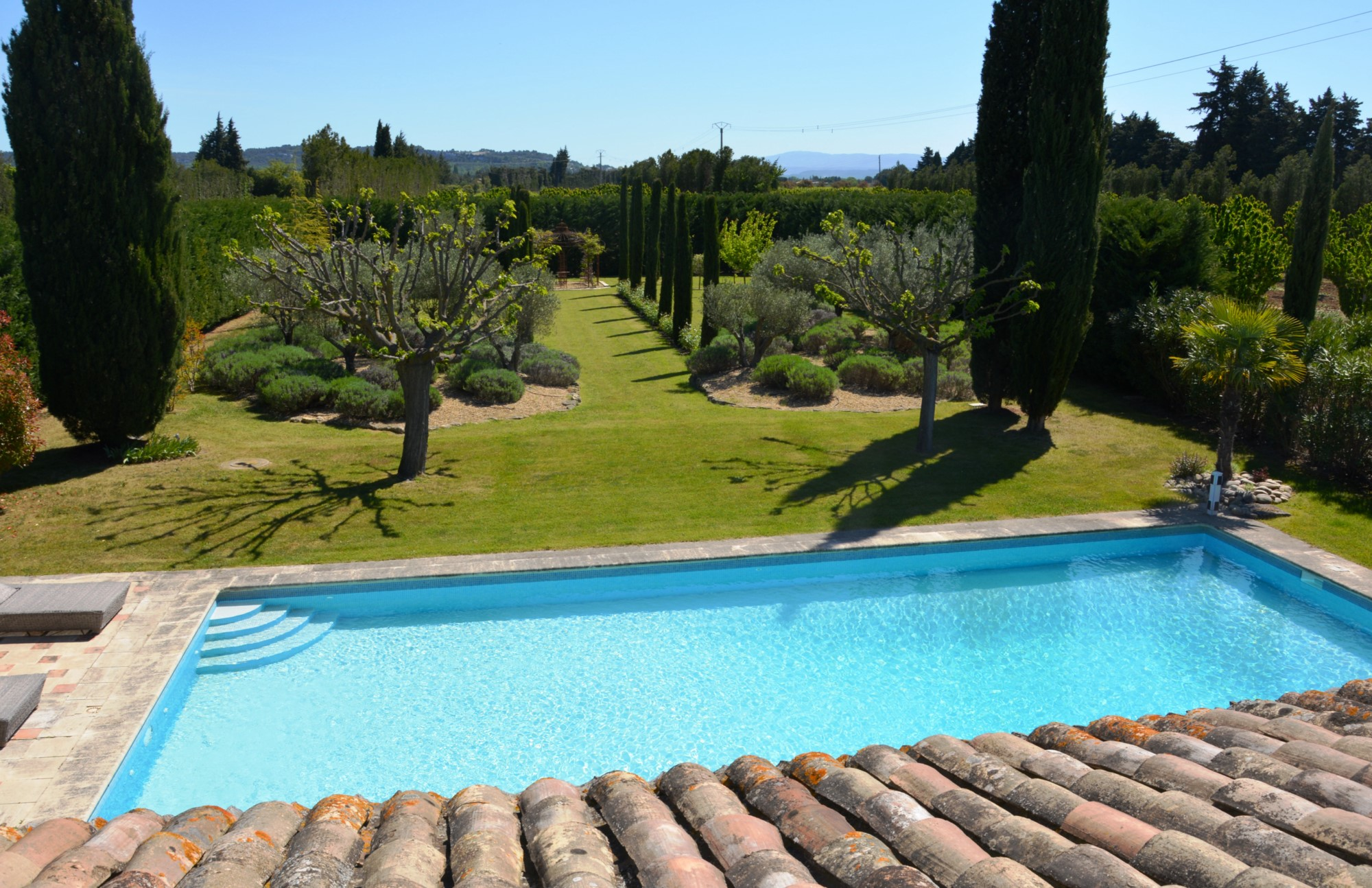 Property with view for sale in Luberon