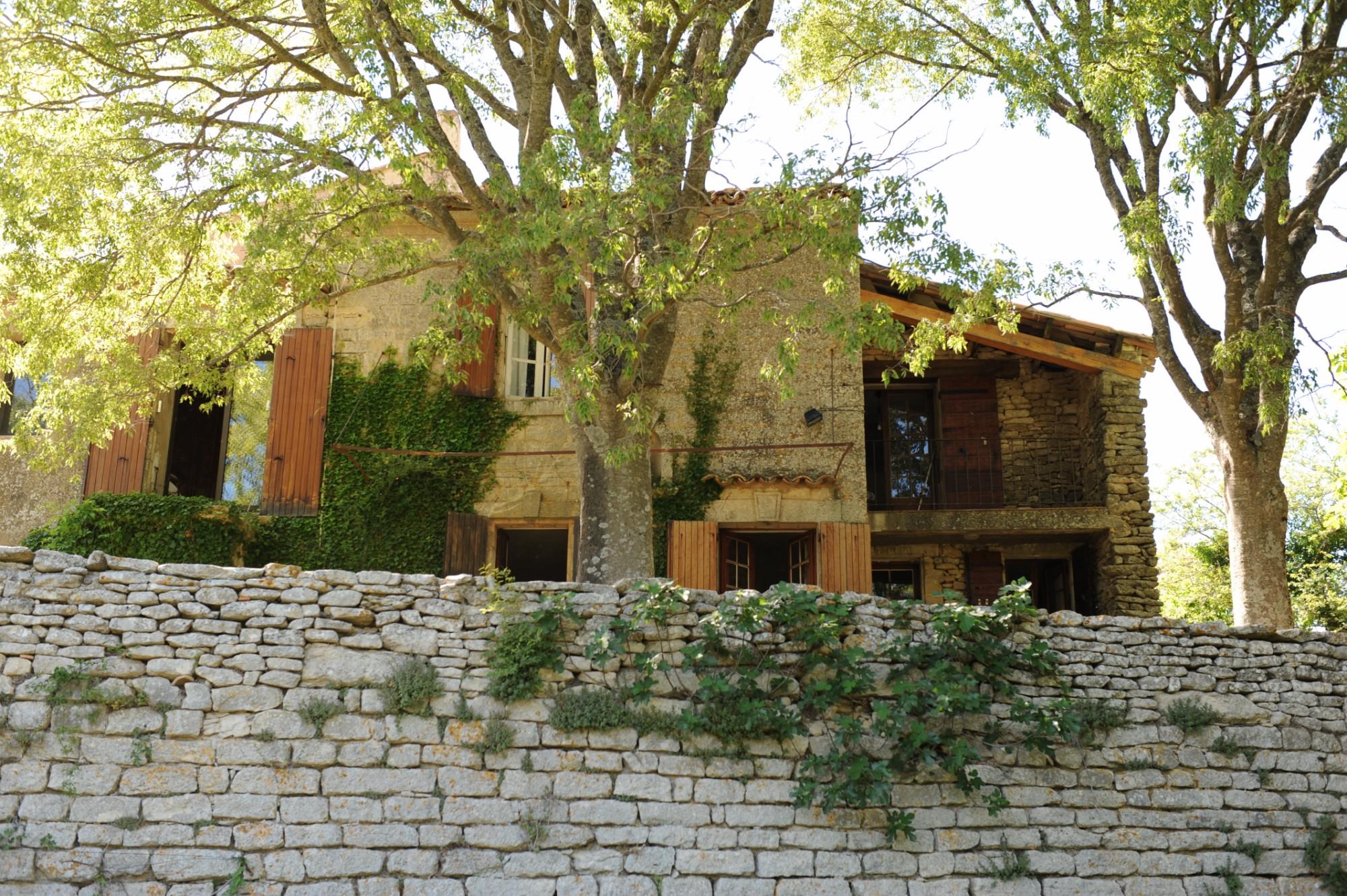 Belle propriété à vendre dans le Luberon