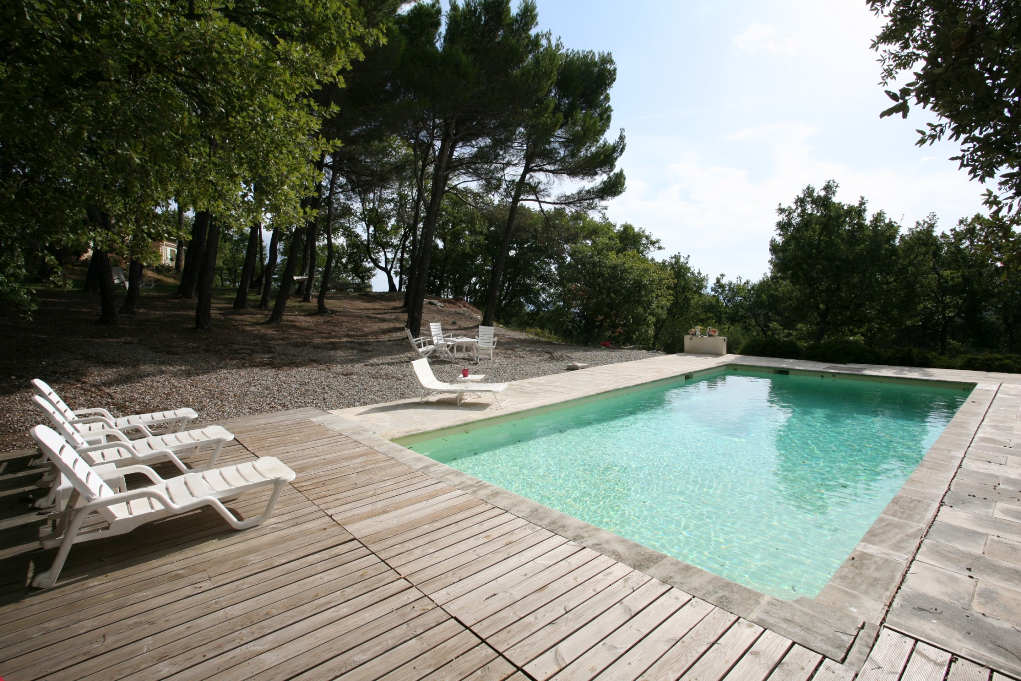 Maison avec piscine et vue à vendre à Gordes