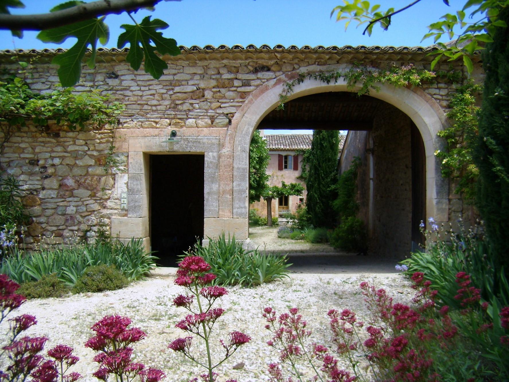 Mas rénové à vendre en Provence