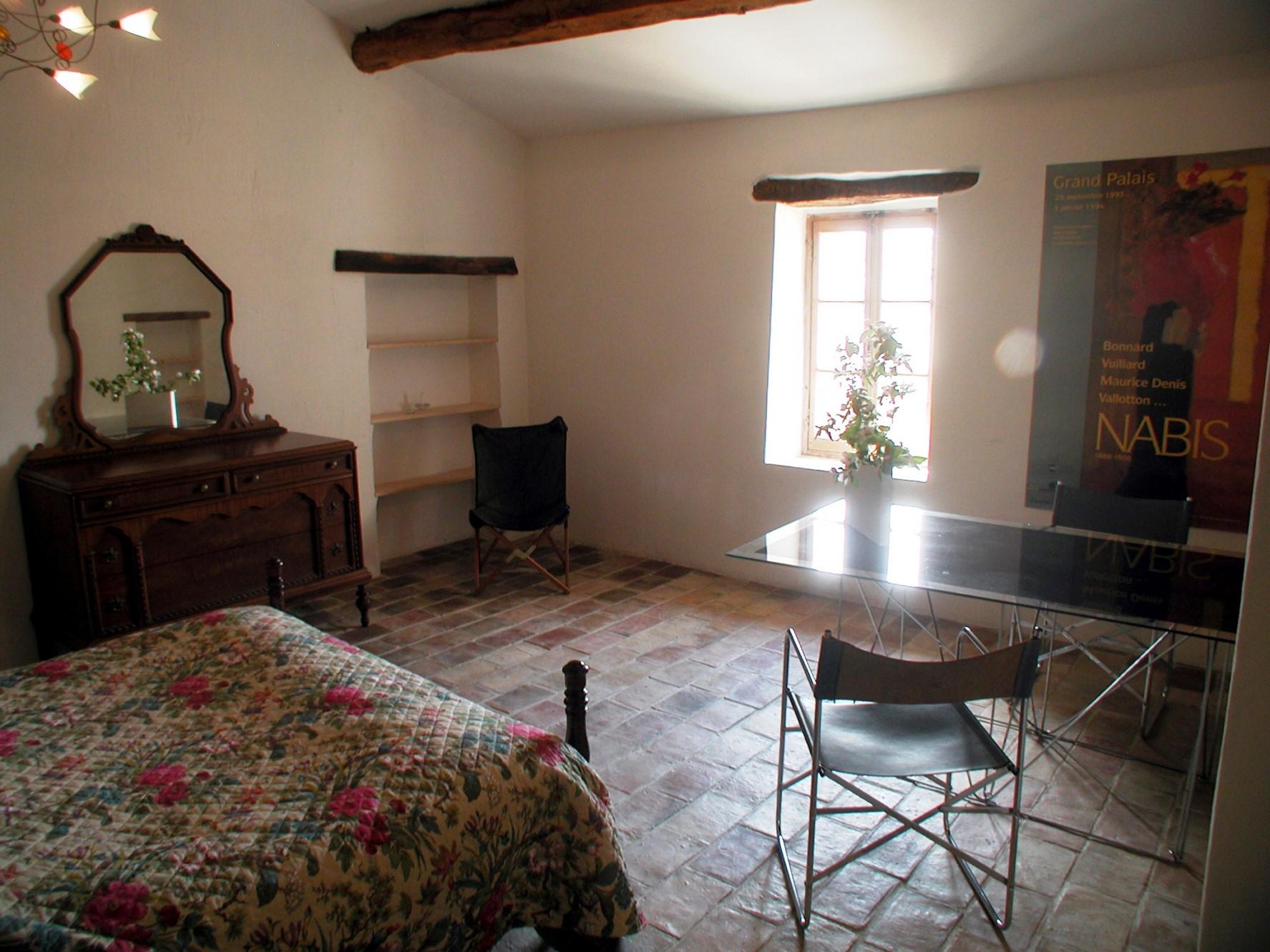 En Luberon, à vendre, ancien mas du XVIIIème siècle rénové,  sur plus de 2,2 hectares