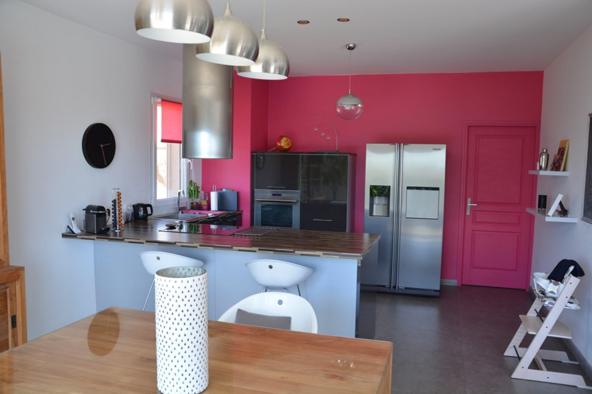 Maison contemporaine à vendre en Provence par ROSIER