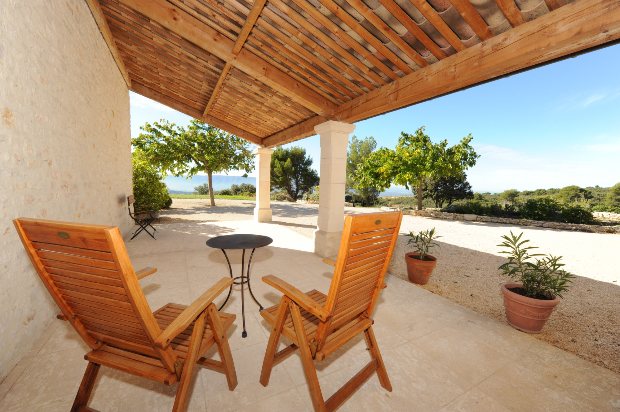 Property with views in Provence for sale by ROSIER