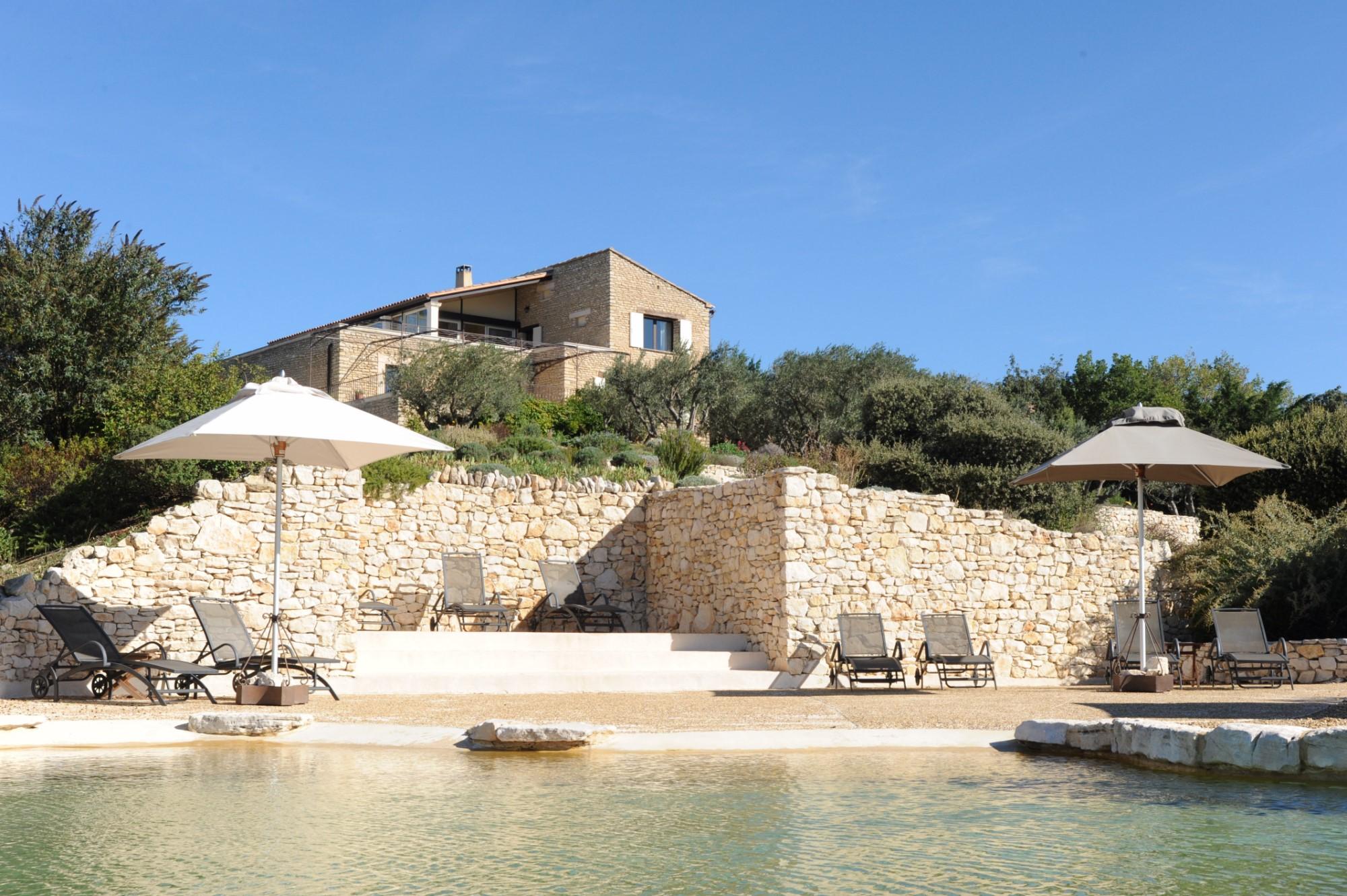Maison avec vue et piscine à vendre en Provence par ROSIER