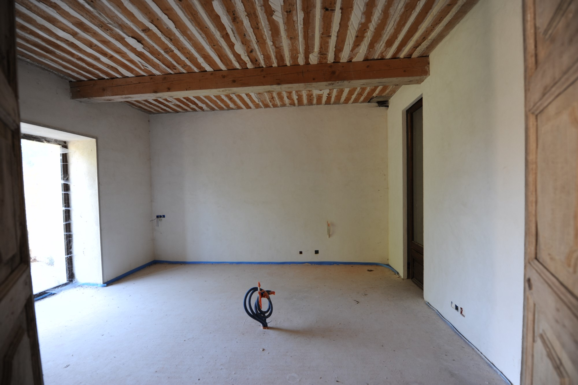 Propriété à terminer de rénover à vendre dans le Luberon