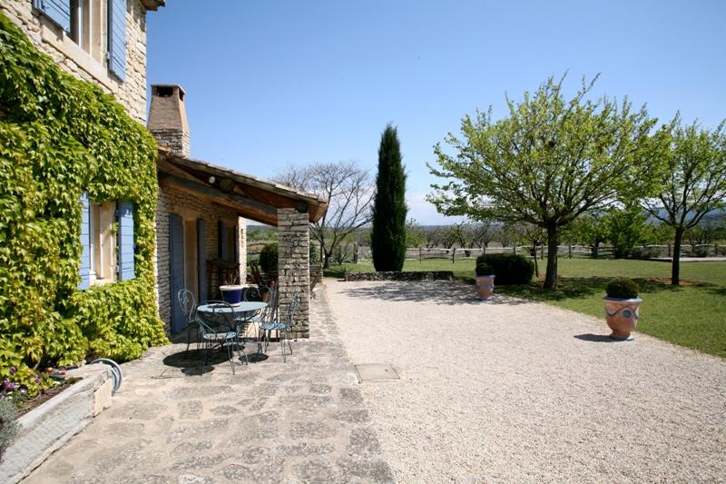 Maison avec vue et piscine à vendre par ROSIER dans le Luberon