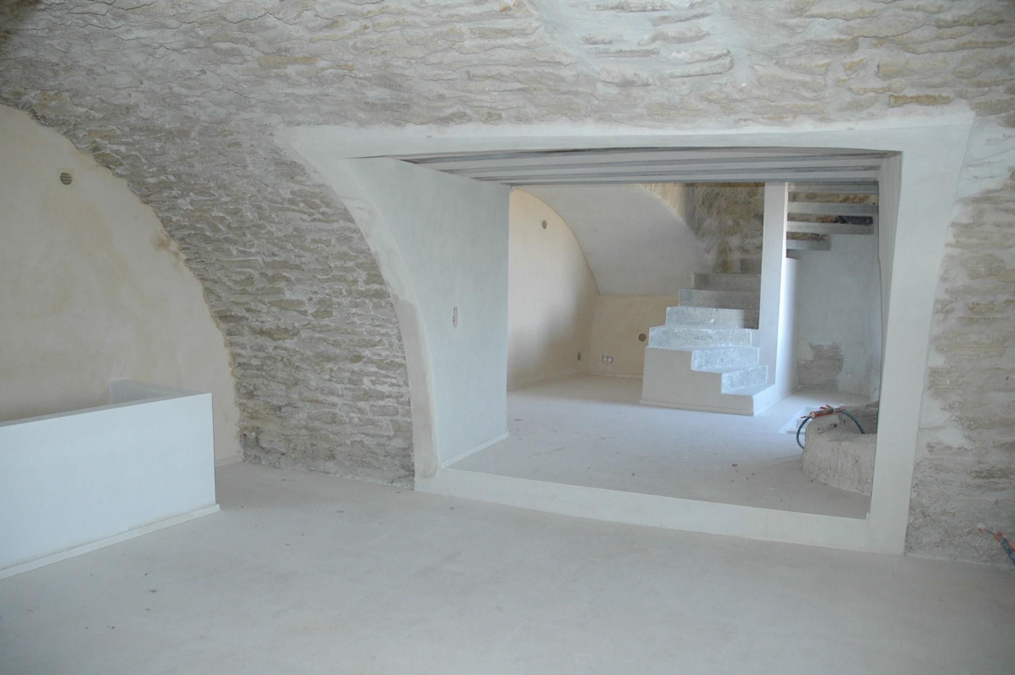 Maison rénovée à vendre à Gordes en Provence