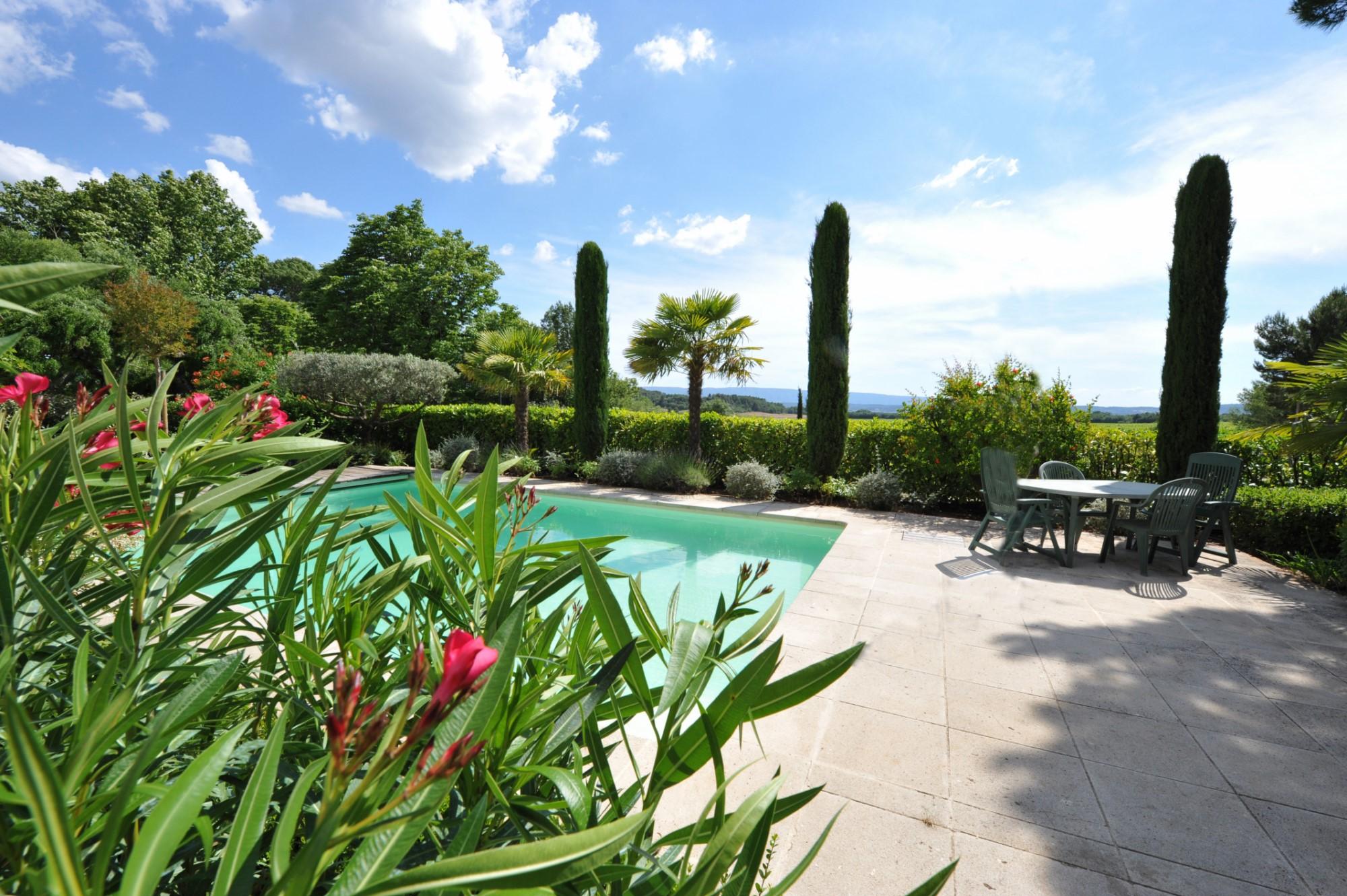 Maison avec vue et piscine à vendre en Luberon