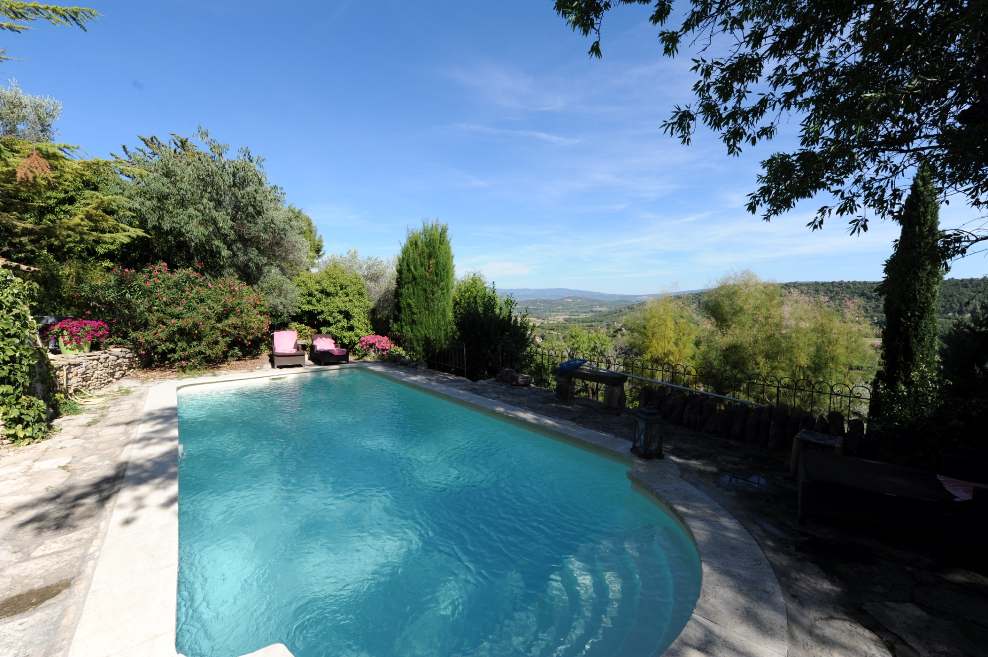 Maison avec vue et piscine à vendre par ROSIER