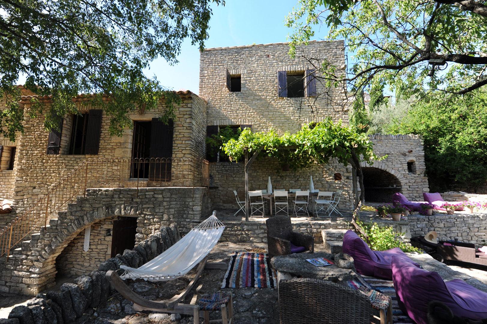 Maison de village avec vue à vendre en Provence