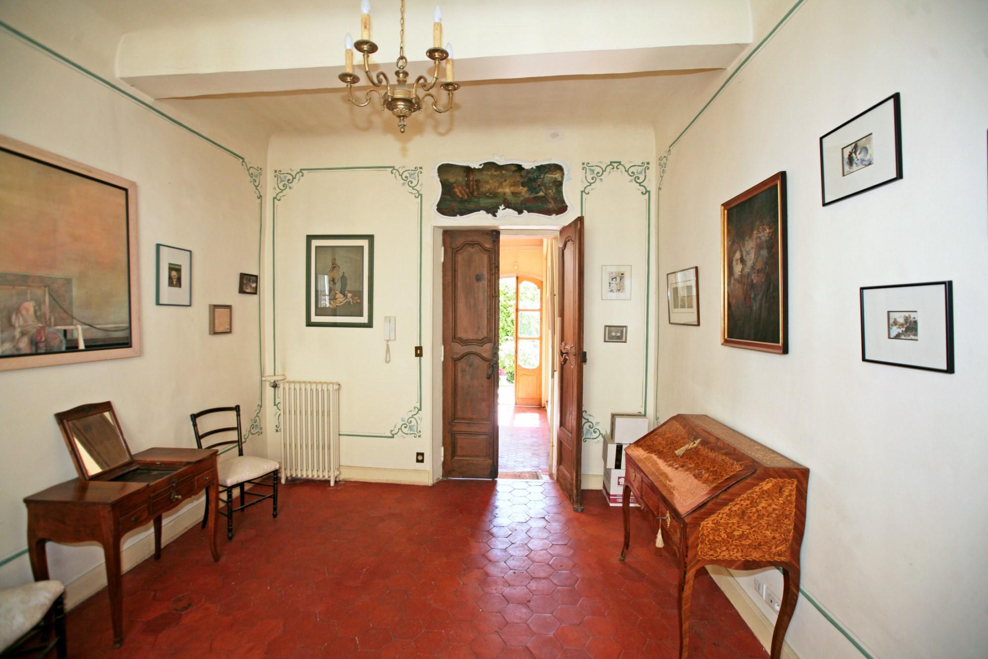 Maison bourgeoise avec caractère à vendre aux portes du Luberon
