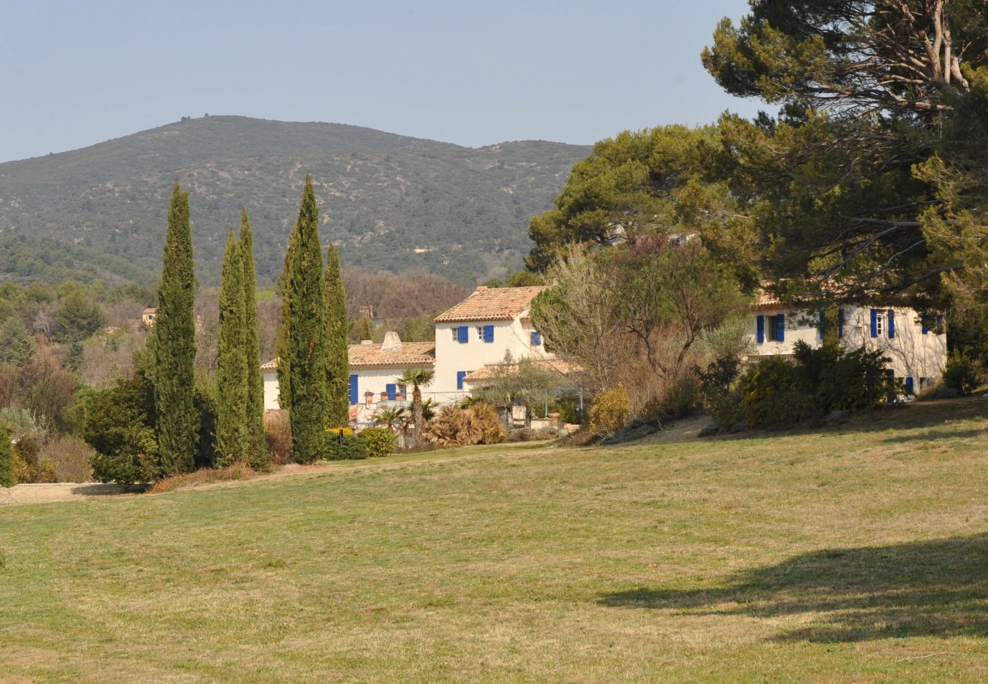 Maison à vendre dans le sud du Luberon