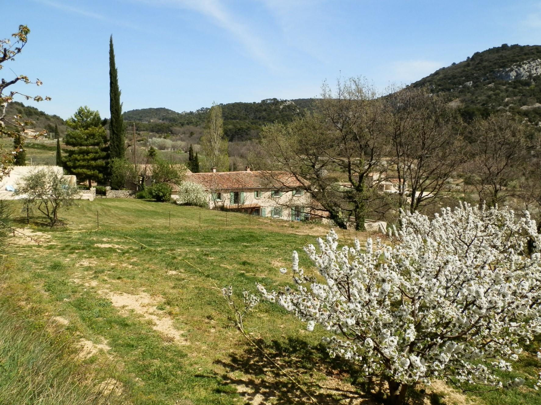 Maison rénovée à vendre en Provence