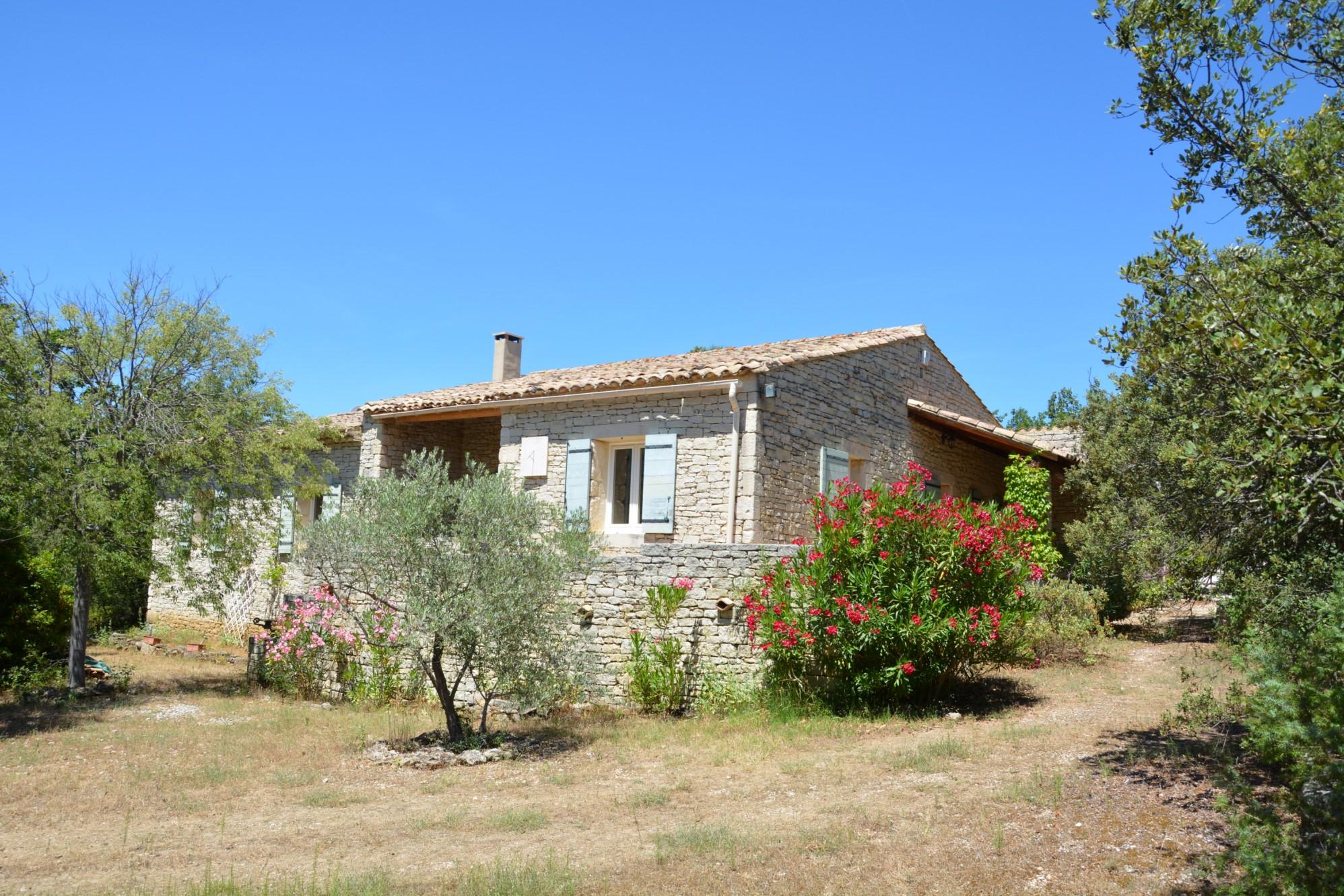 Maison à vendre dans le Luberon