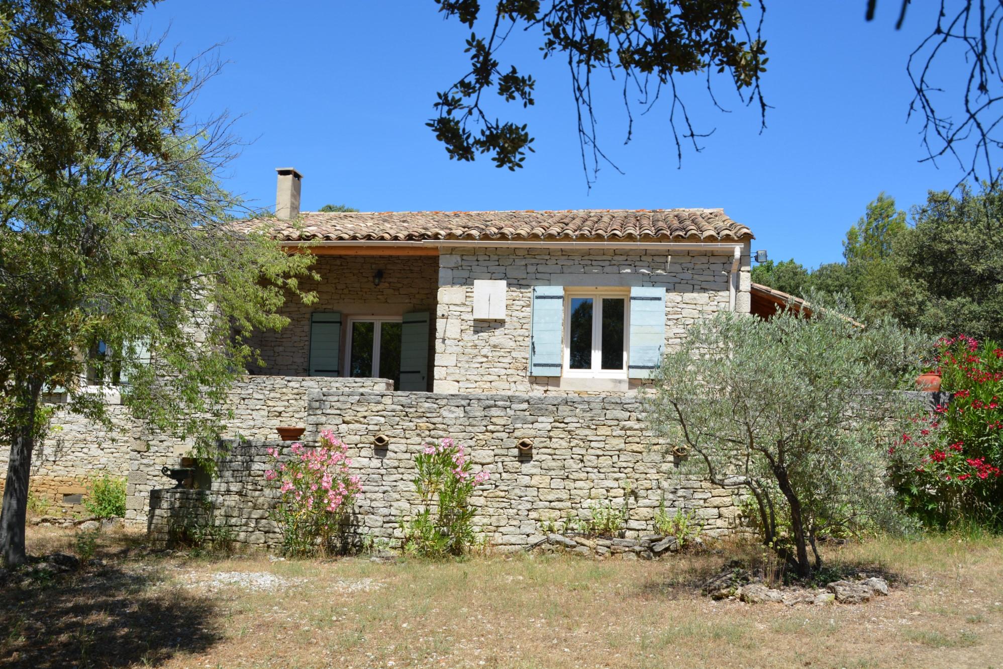 Maison à vendre dans le Triangle d'Or du Luberon