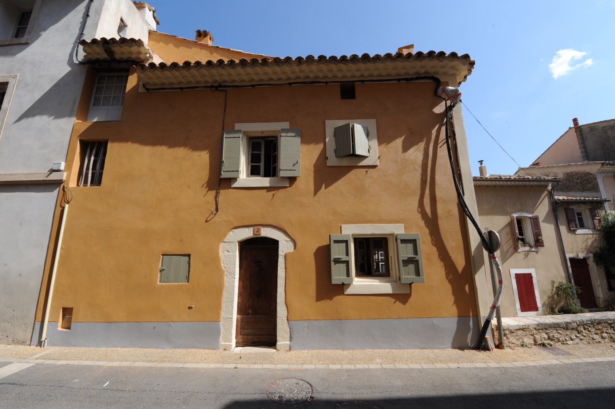 Village house for sale in the Luberon