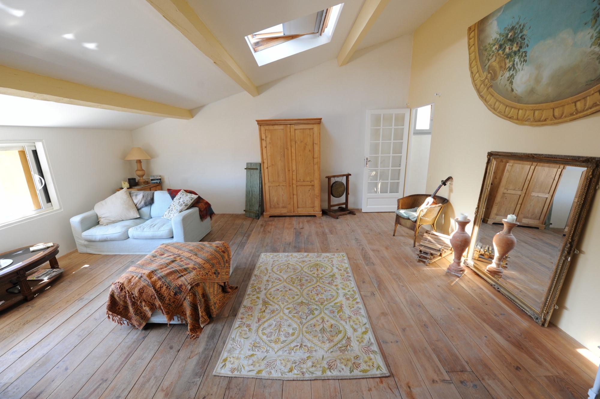 Maison de village à vendre dans le Luberon