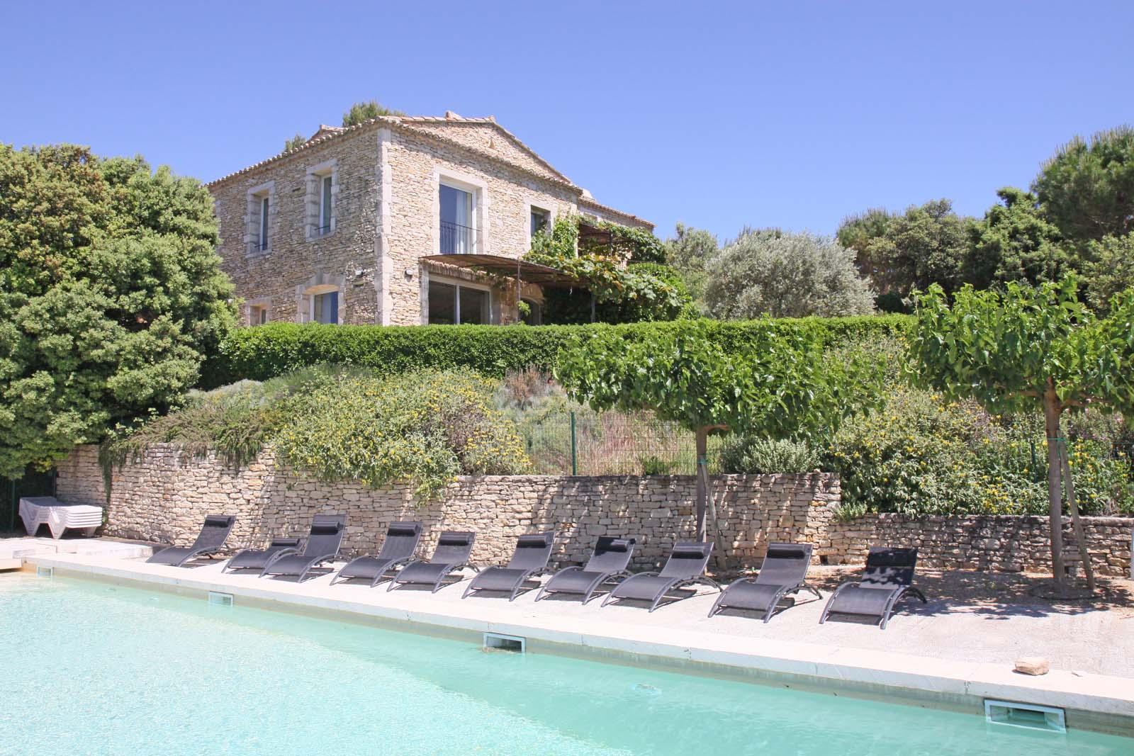 Maison avec piscine à vendre en Provence