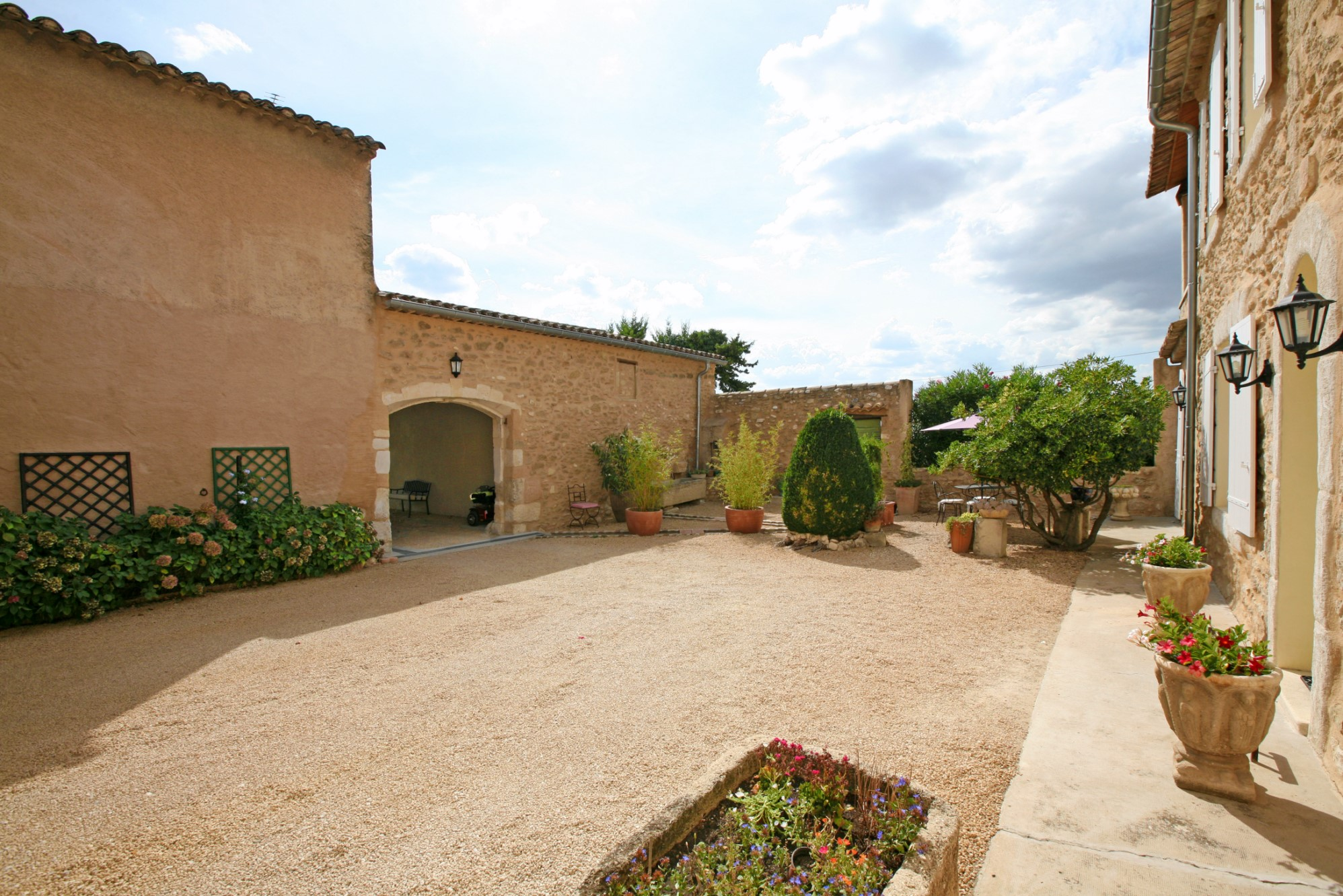 Propriété à vendre en Luberon en Provence
