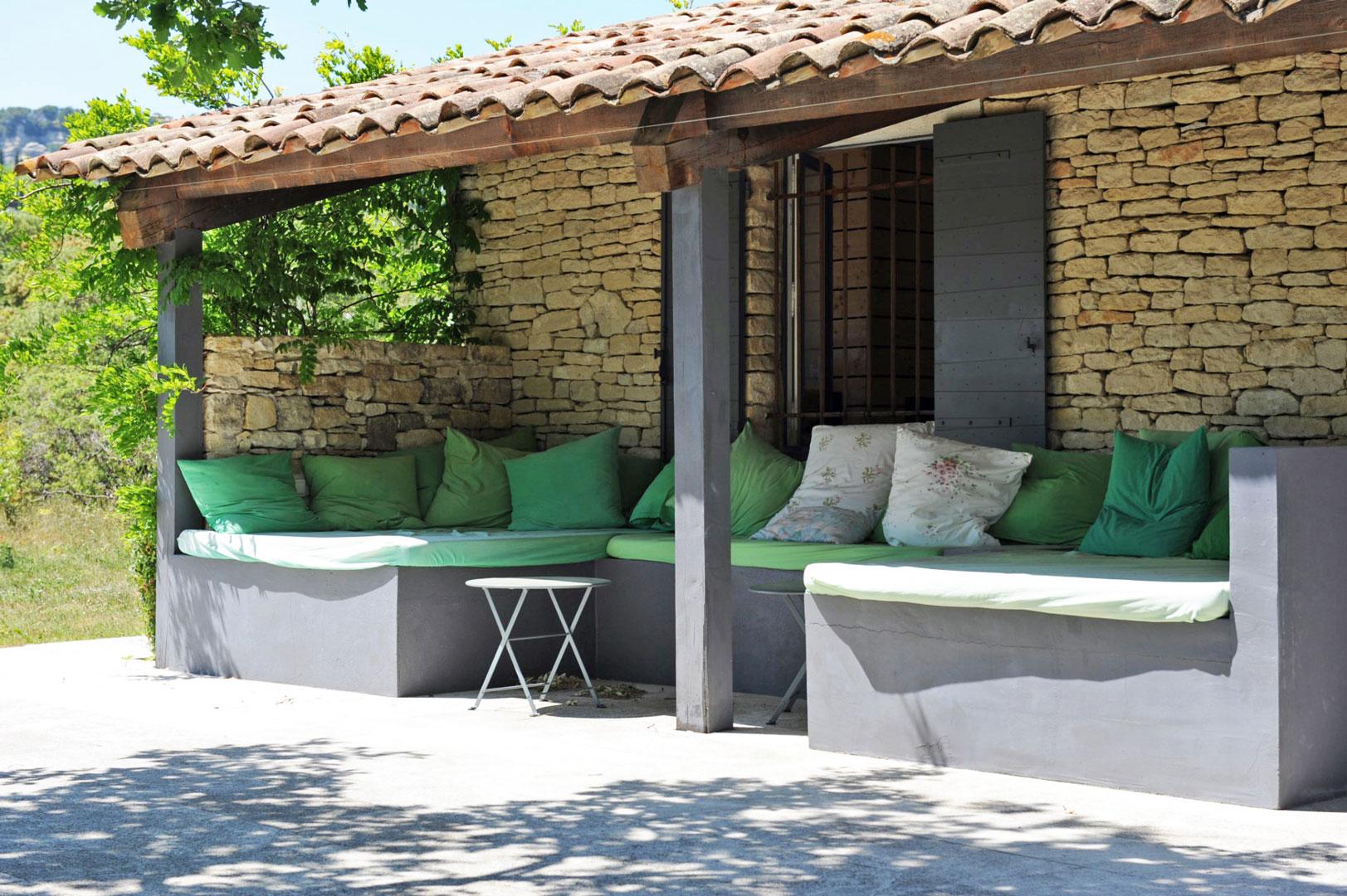 Maison de charme avec intérieur contemporain à vendre en Luberon
