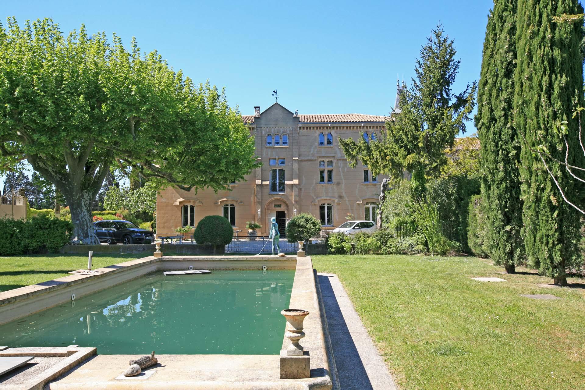Château à vendre en Provence