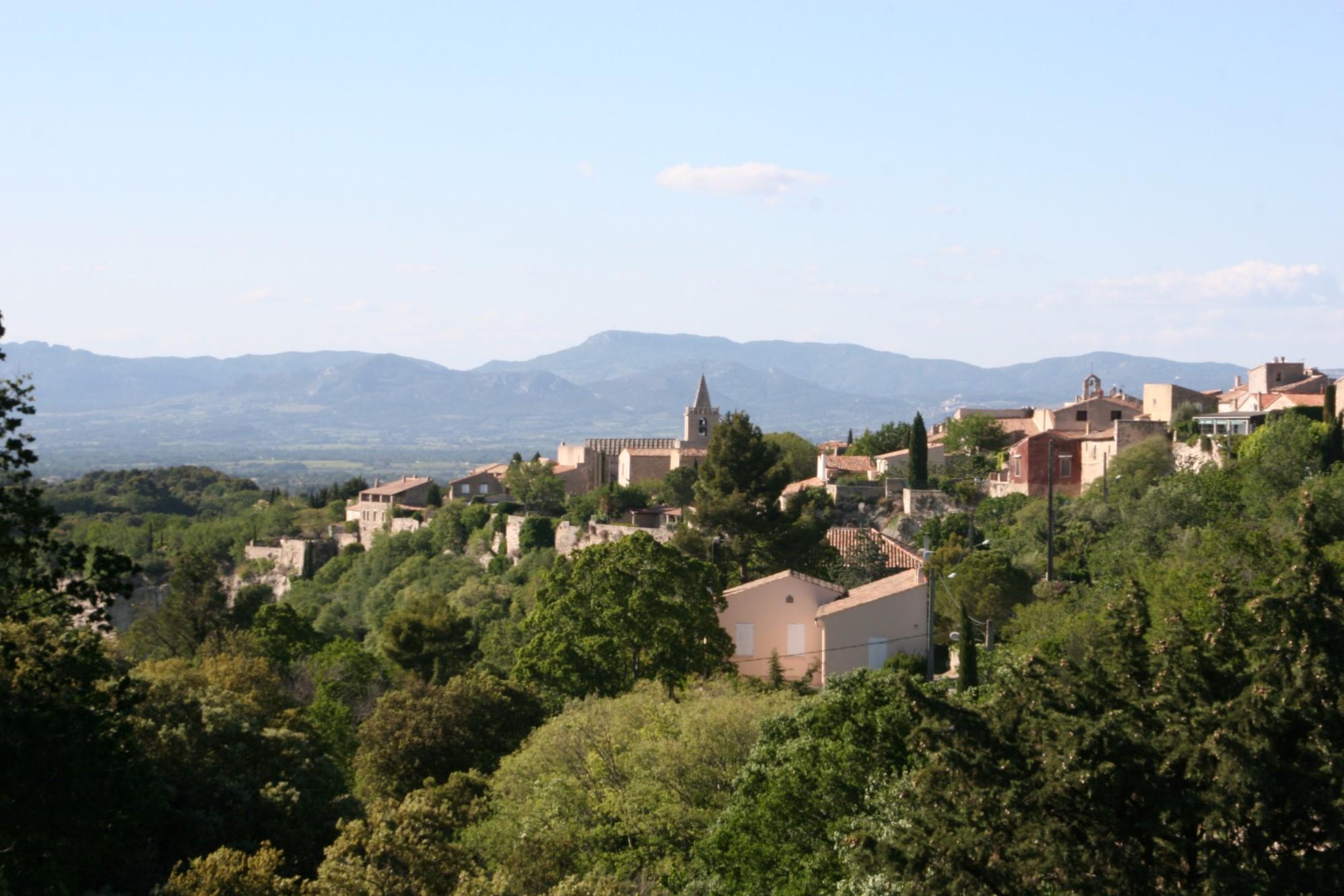 Ferme avec vue à vendre en Provence