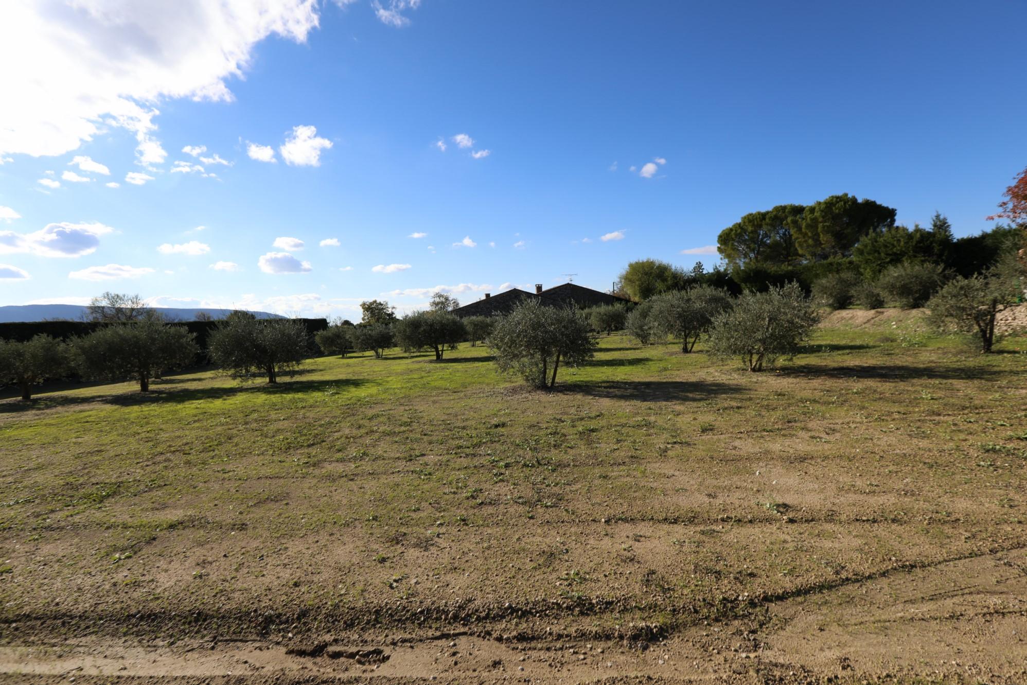 Terrain constructible à vendre en Provence
