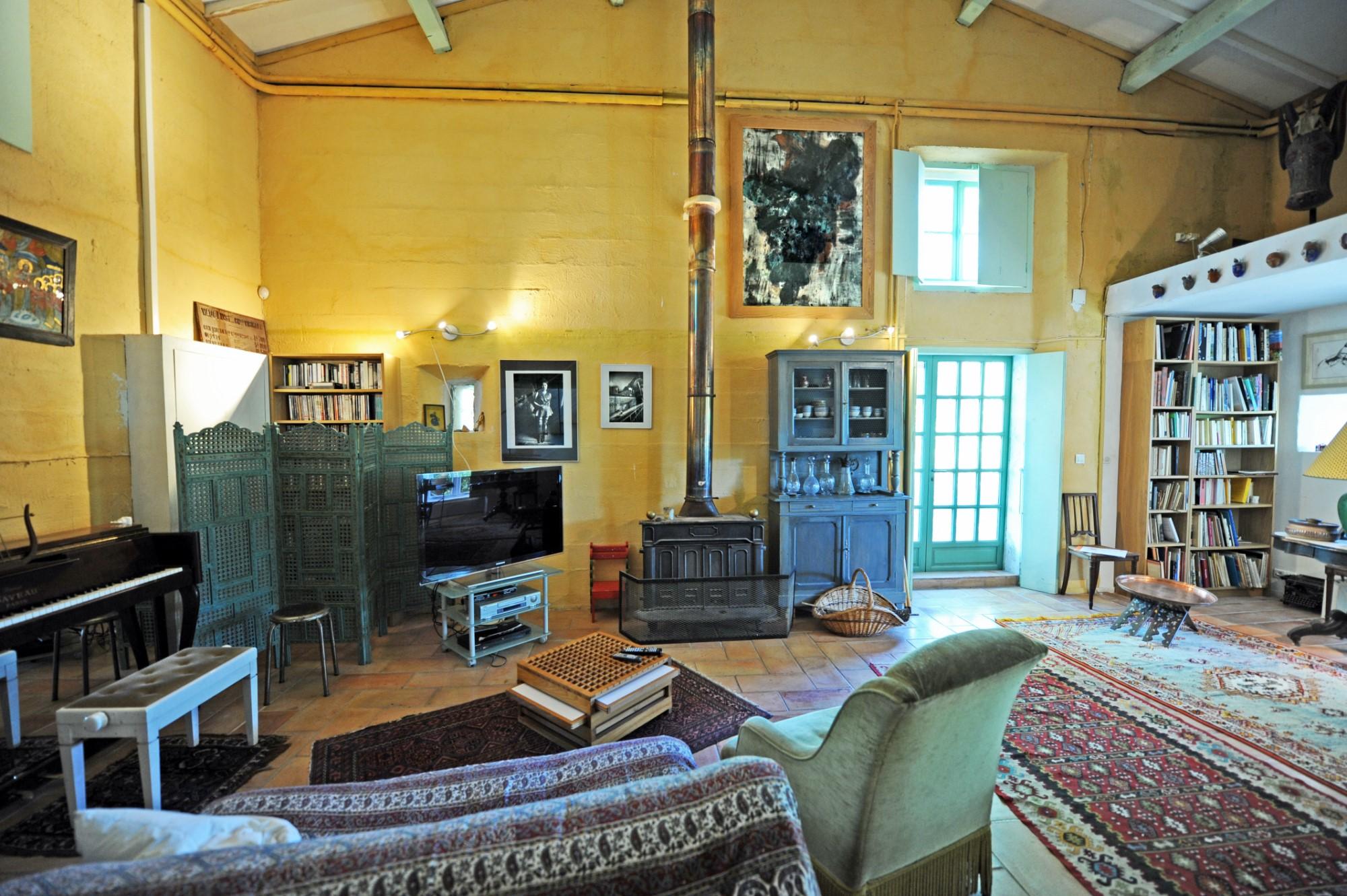 Maison de charme à vendre en Provence