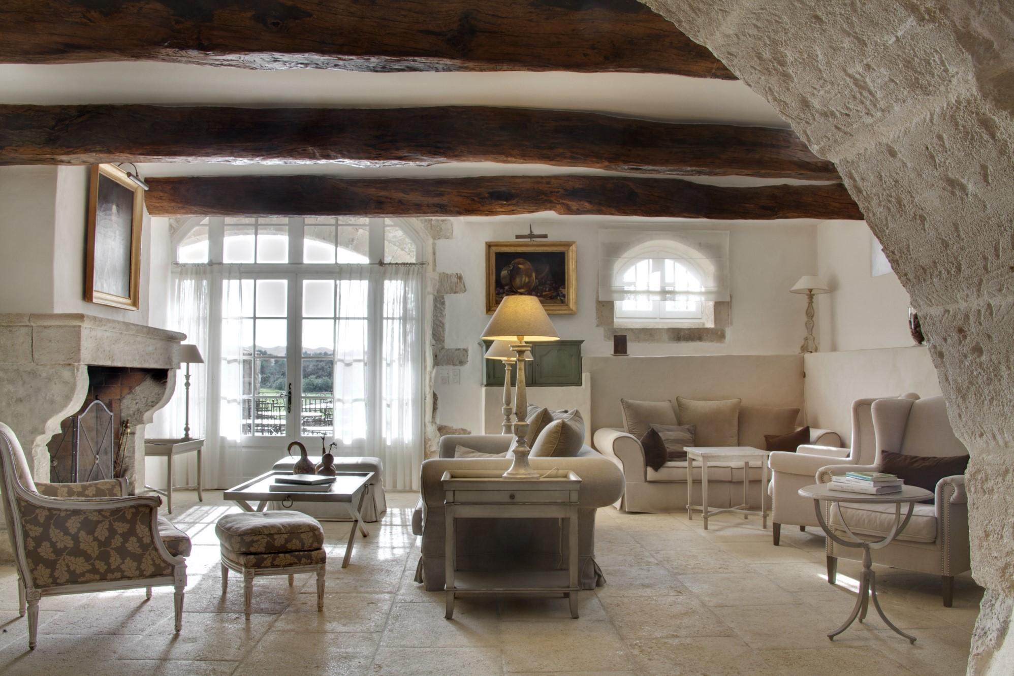 Chambres d'hôtes à vendre dans les Alpilles en Provence